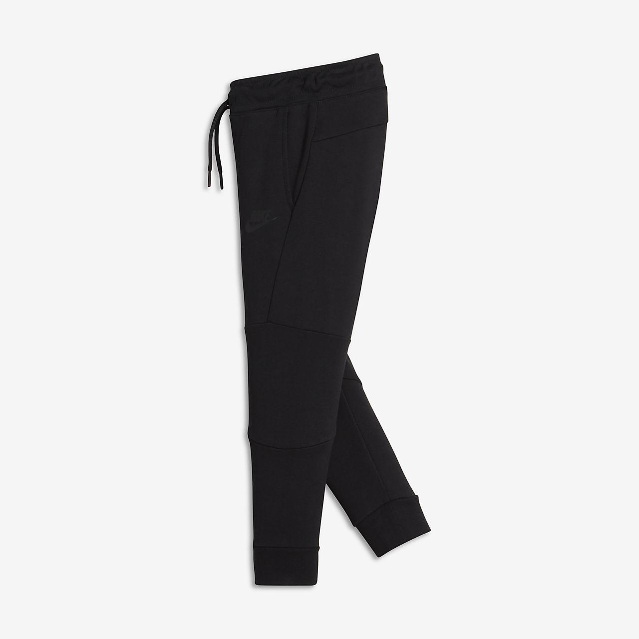 Nike Sportswear Tech Fleece Little Kids' (Boys') Pants