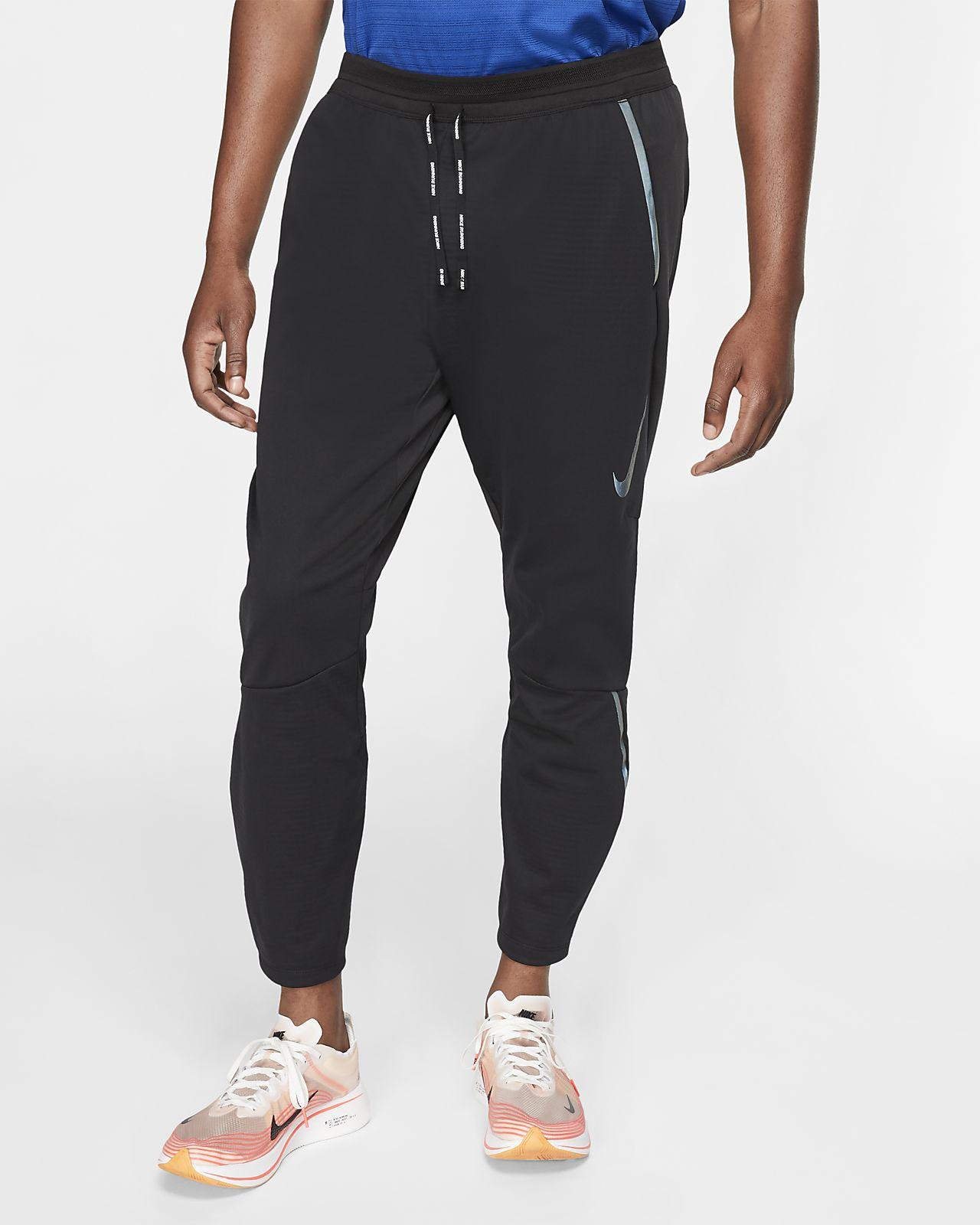 Nike Shield Swift férfi futónadrág