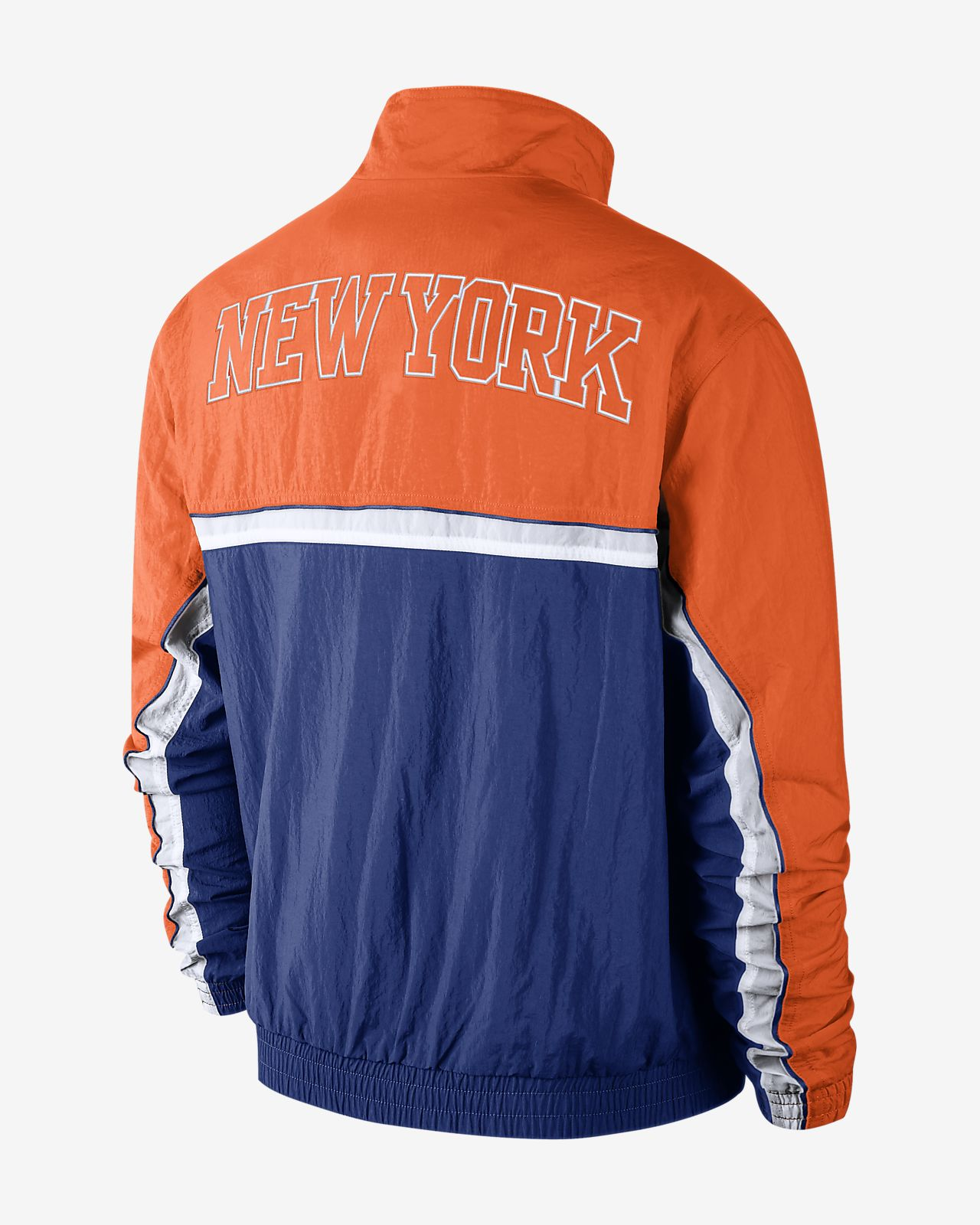 New York Knicks Nike Men's NBA Tracksuit Jacket