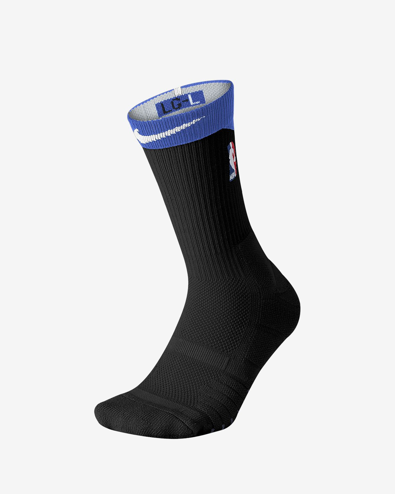 306168ad7dc5 Nike Elite Quick Crew NBA Socks. Nike.com CA