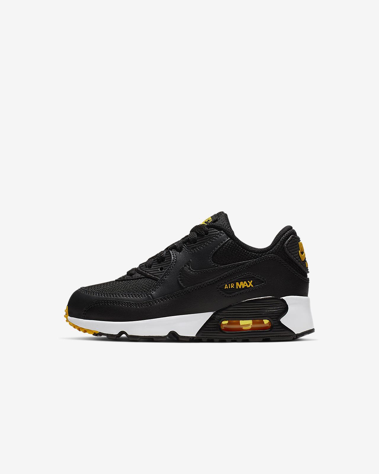premium selection 73481 786b3 ... Chaussure Nike Air Max 90 Mesh pour Jeune enfant (27,5-35)