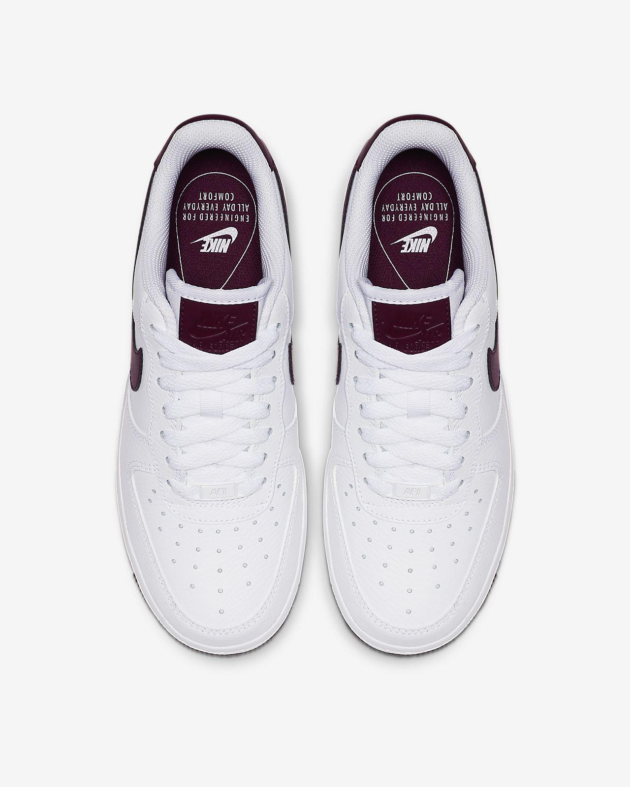 buy popular 7e46f 0e936 ... Nike Air Force 1  07 Patent Women s Shoe