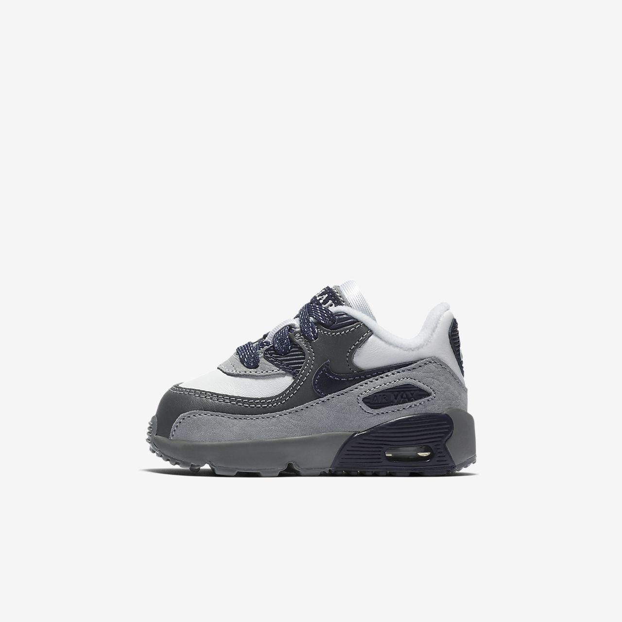 รองเท้าทารก/เด็กวัยหัดเดิน Nike Air Max 90 QS