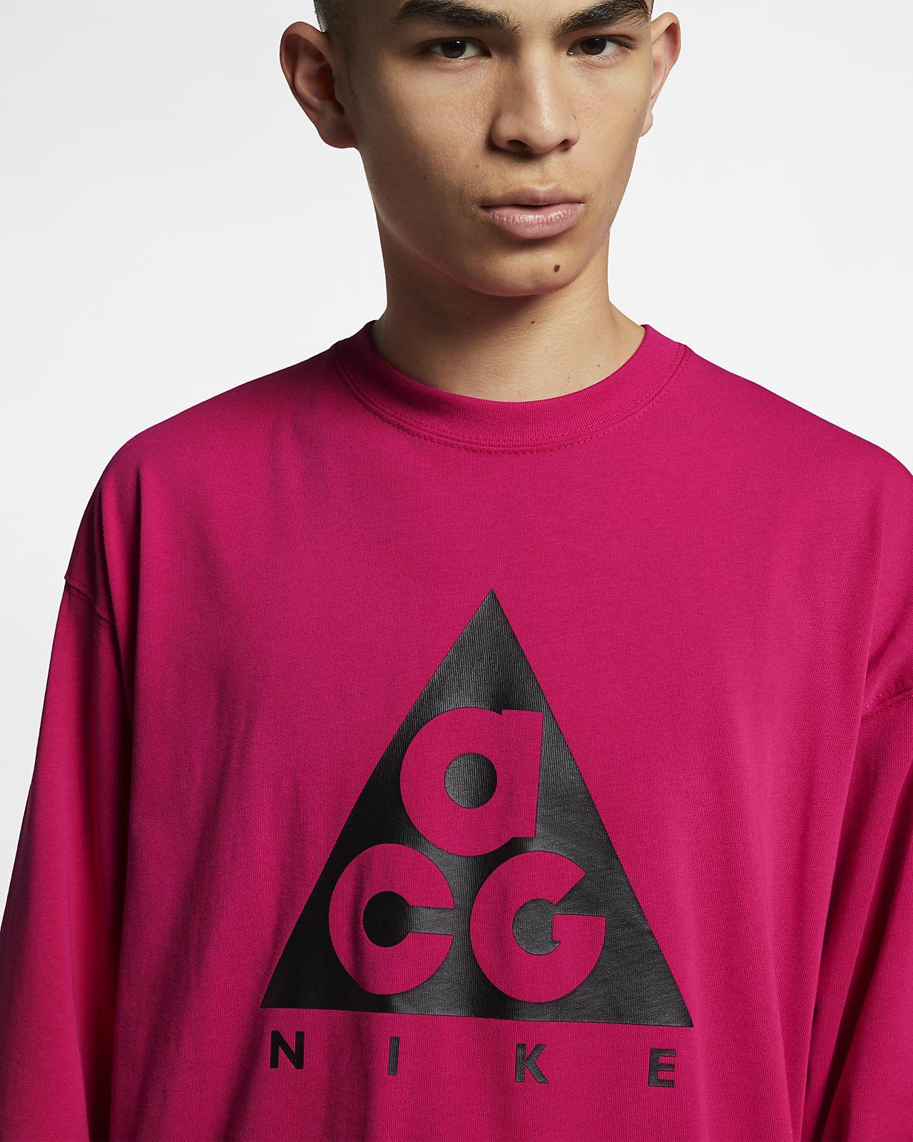 a9b72b84 Nike ACG Long-Sleeve T-Shirt. Nike.com SE