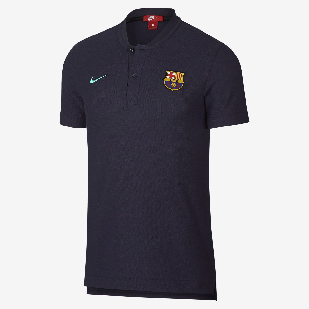 FC Barcelona Modern Authentic Grand Slam Herren-Polo