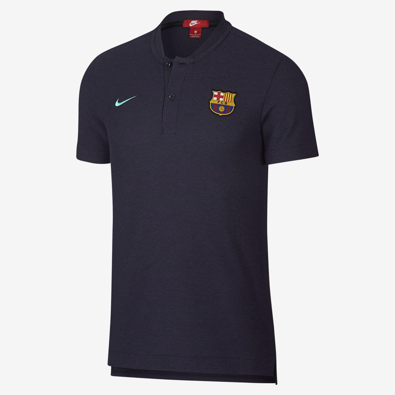 Polo FC Barcelona Authentic Grand Slam pour Homme