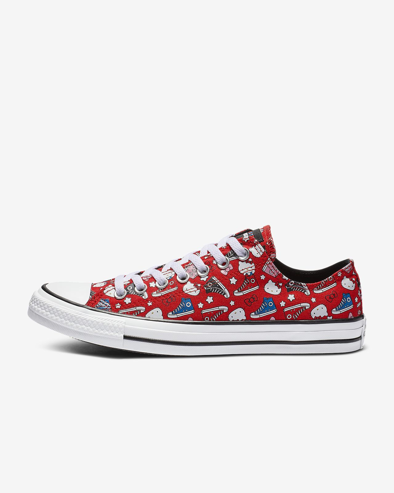 Converse x Hello Kitty Chuck Taylor All Star Low Top  Unisex Shoe