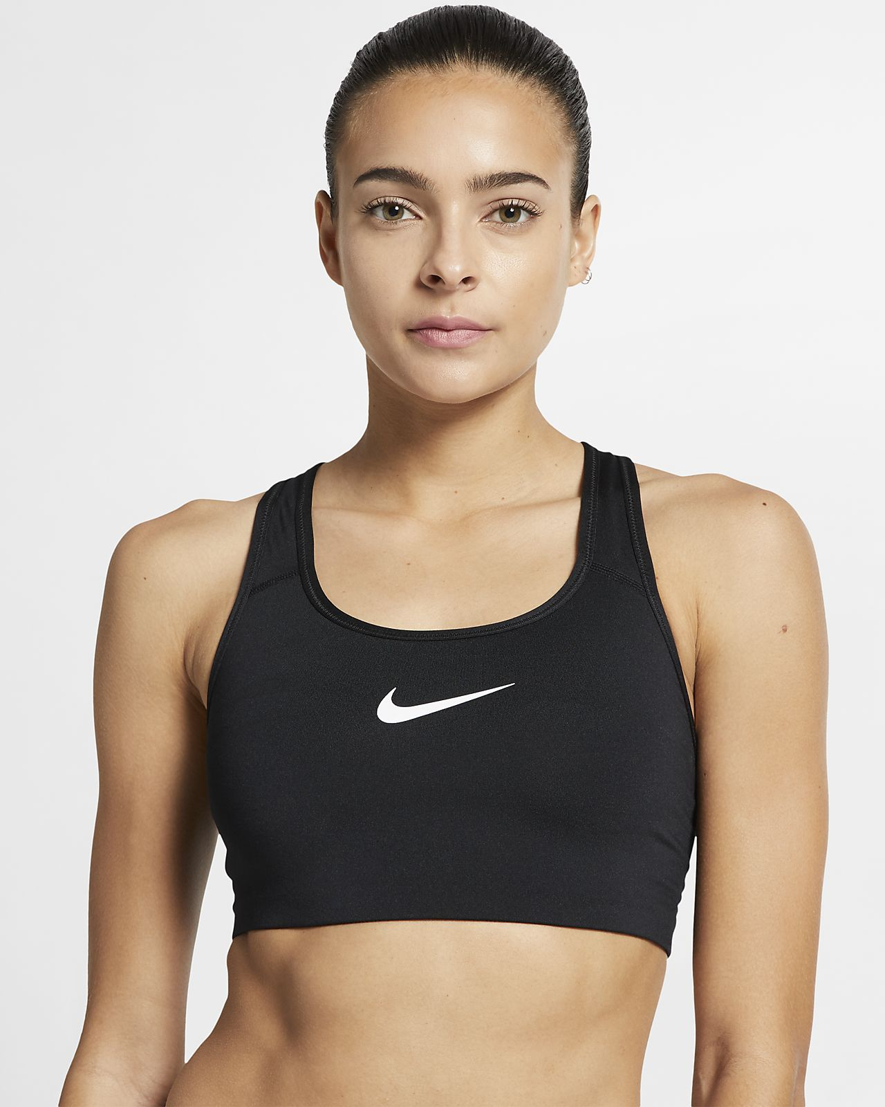 Nike Women's Swoosh Medium-Support Sports Bra