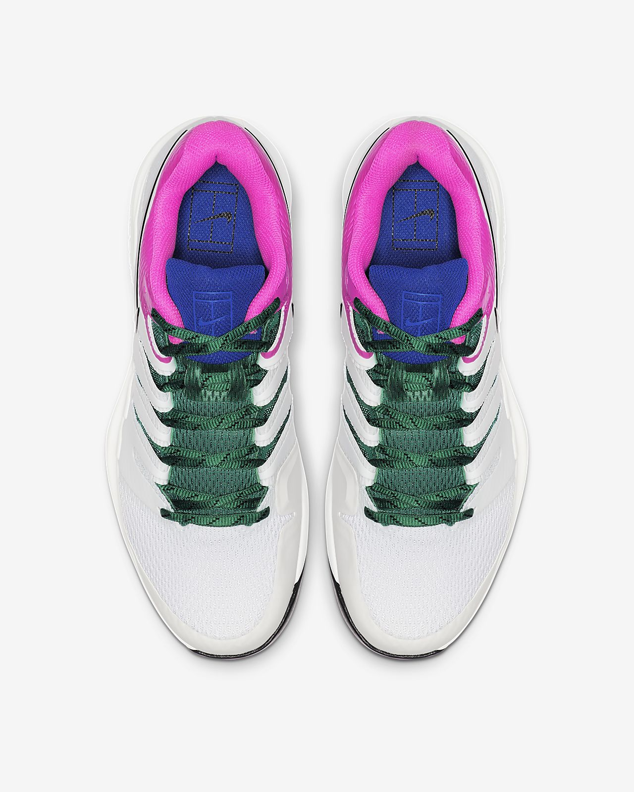 half off 787bf de7f6 ... NikeCourt Air Zoom Vapor X Mens Hard Court Tennis Shoe
