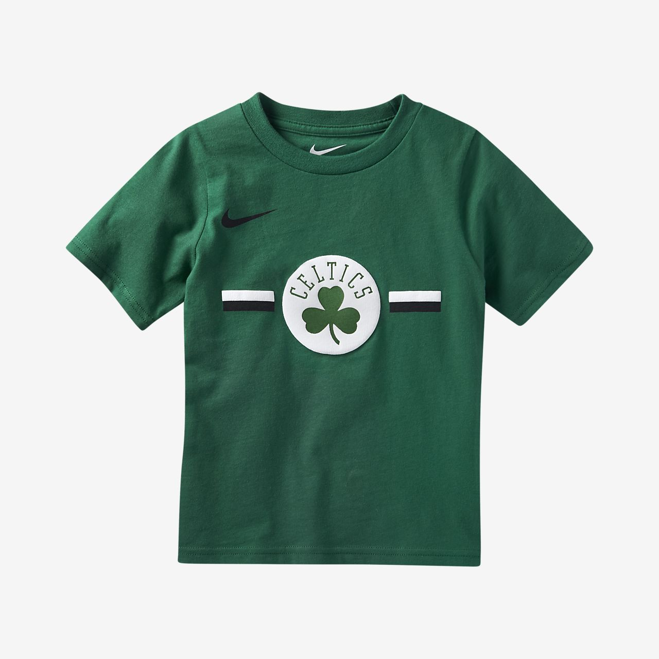 Boston Celtics Nike Logo Toddler NBA T-Shirt