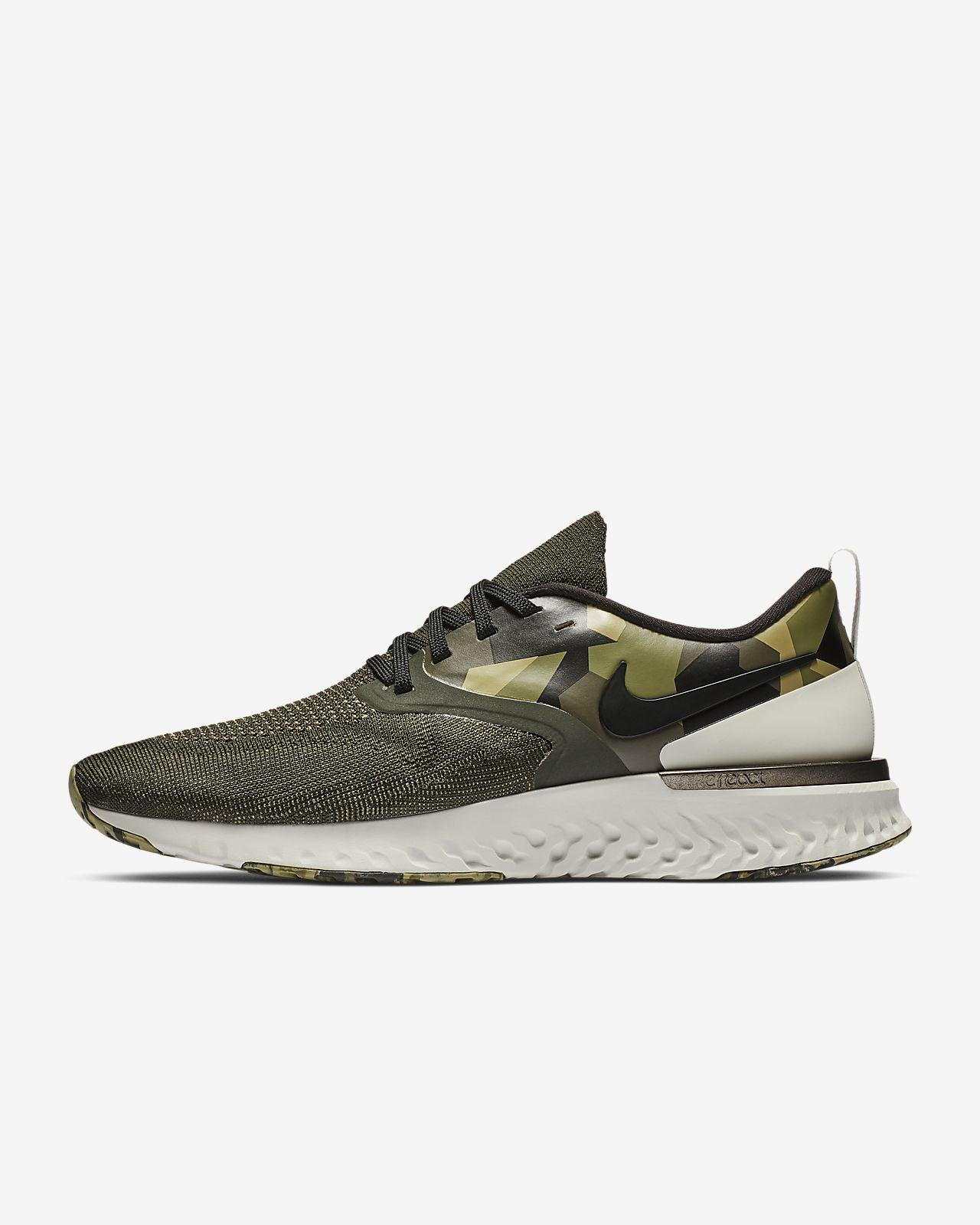 Nike Odyssey React Flyknit 2 Zapatillas de running con estampado - Hombre