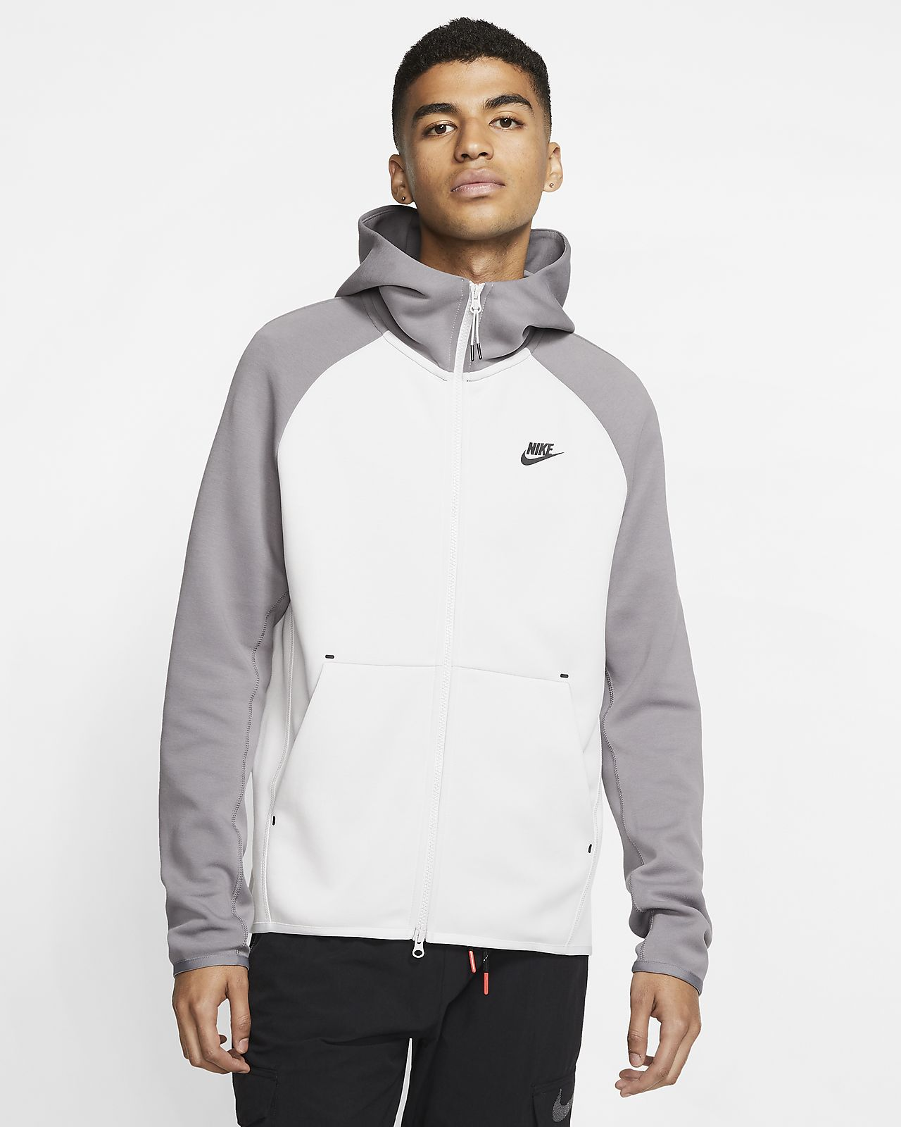 nike fleece hoodie