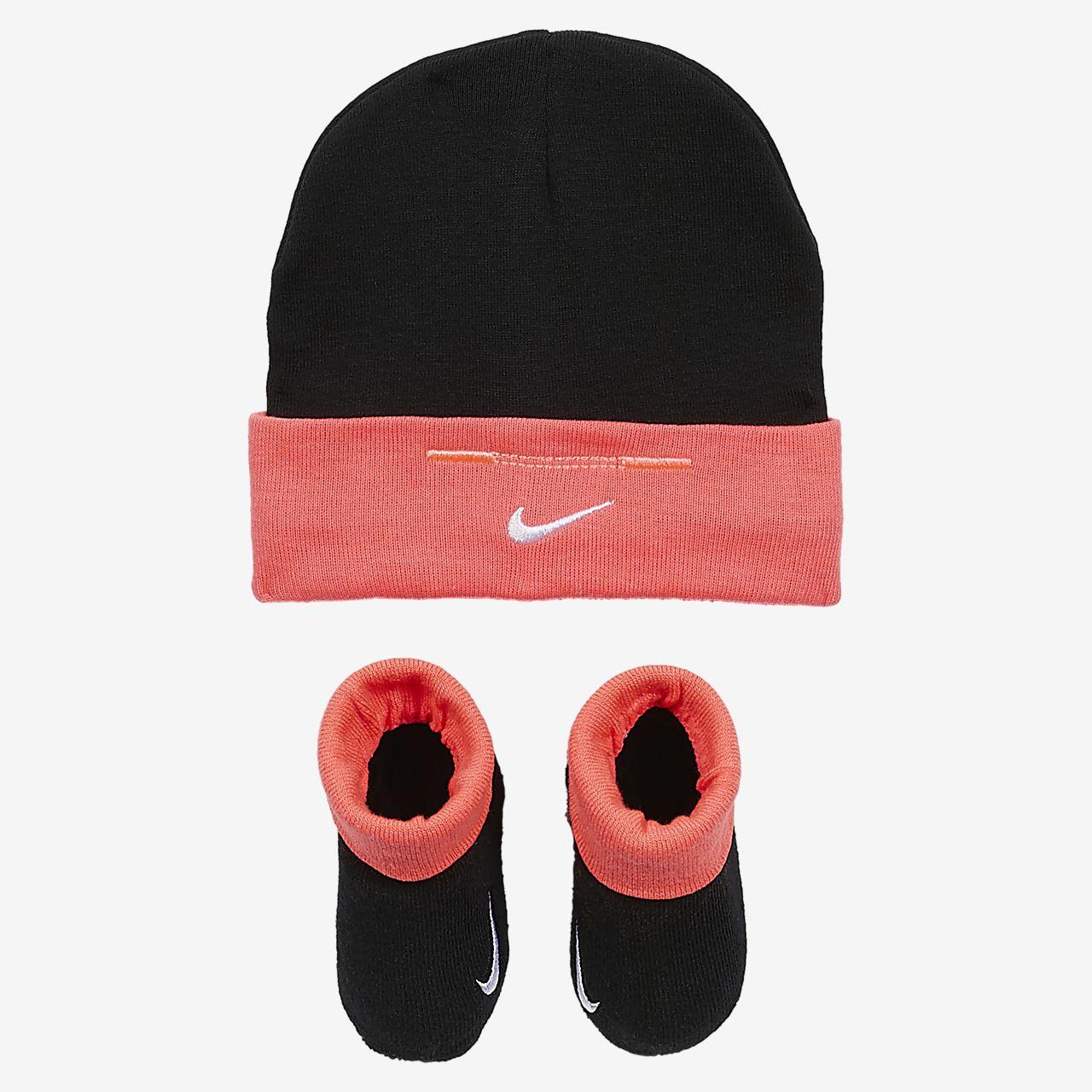 4252ccb781de ... Red Air Jordan Jumpman 23 Logo. Nike Infant Swoosh 2-Piece Set