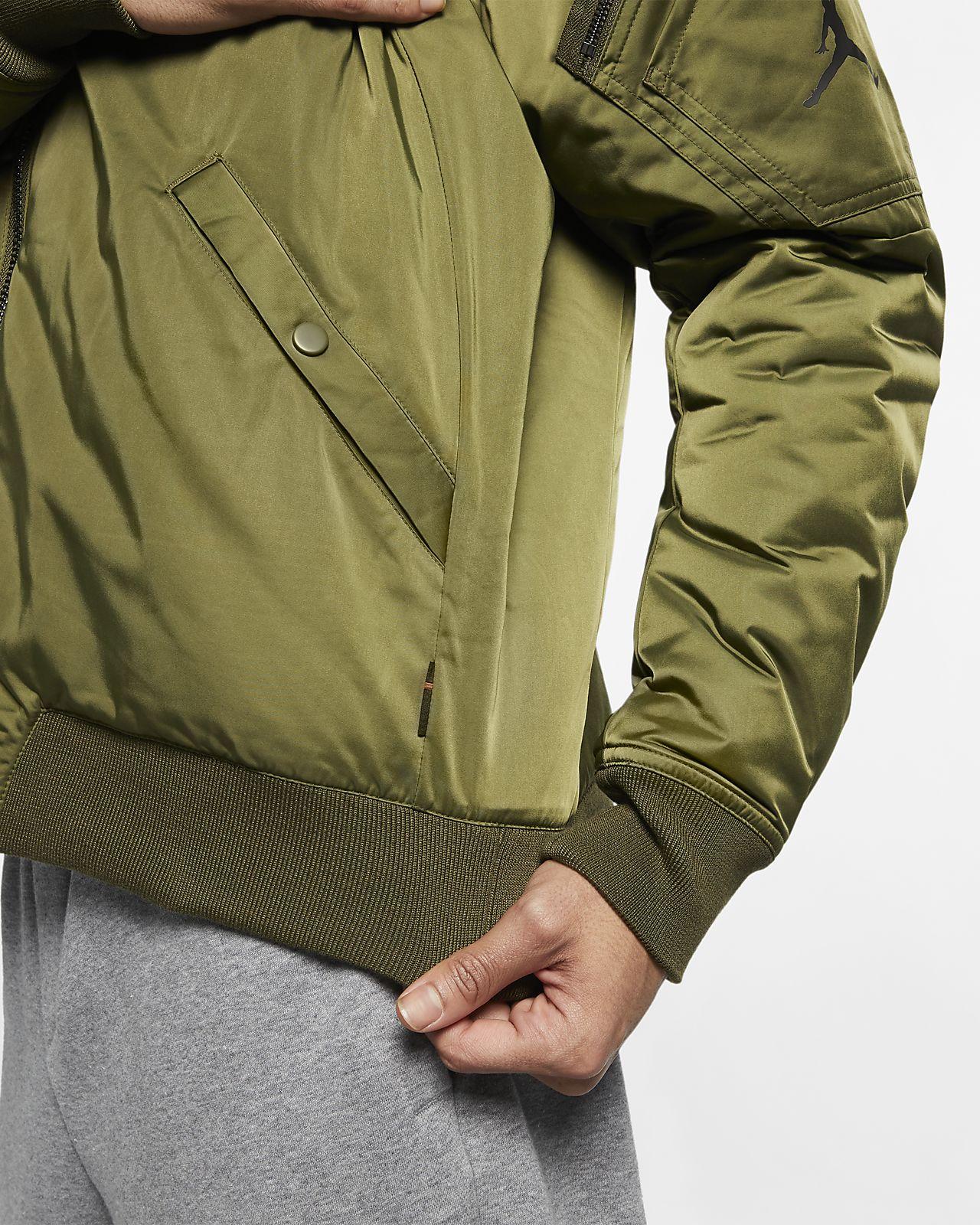 54d01182ba637e Jordan Sportswear Greatest J-1 Men s Jacket. Nike.com