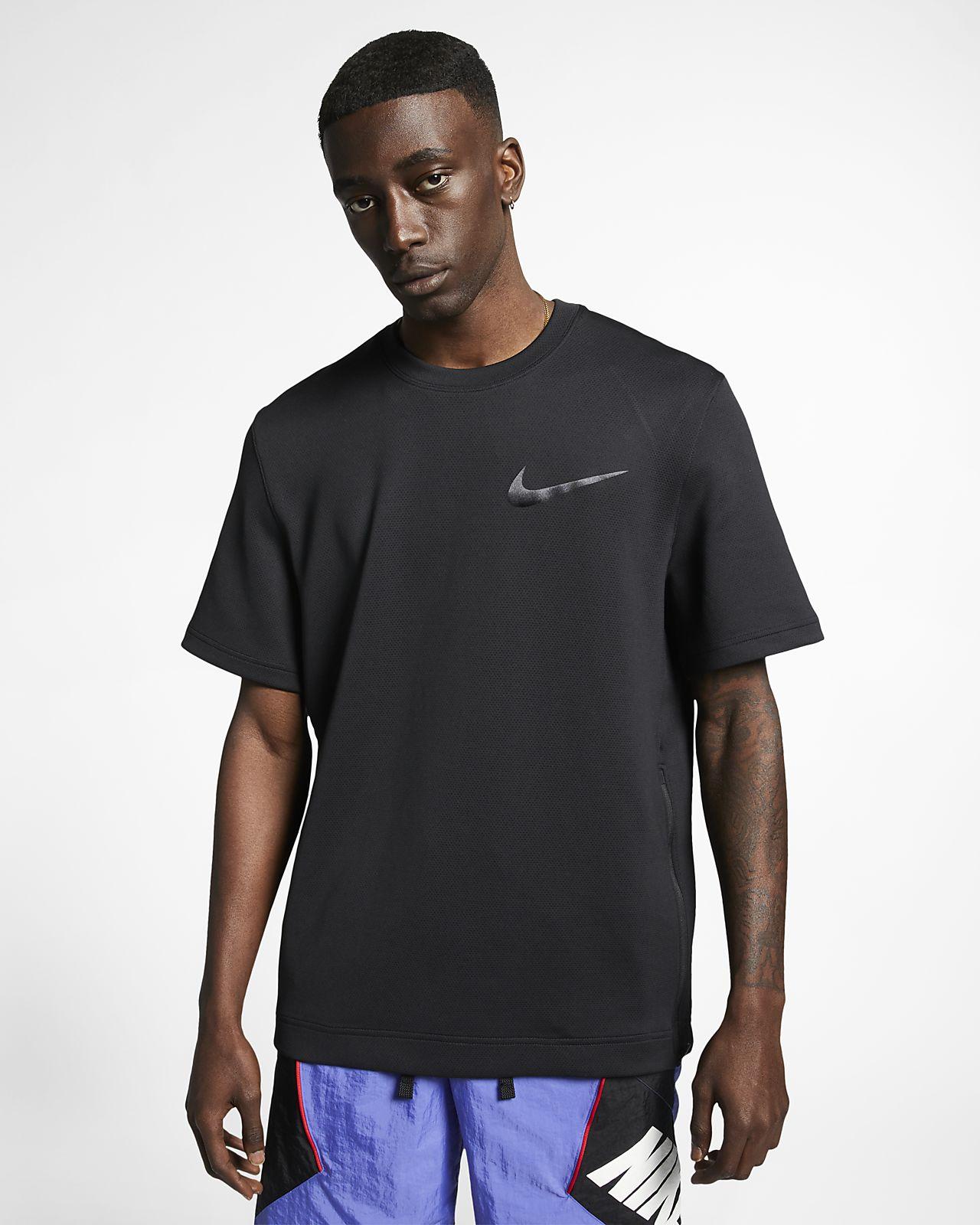 Nike Therma Flex 男款籃球圓領上衣