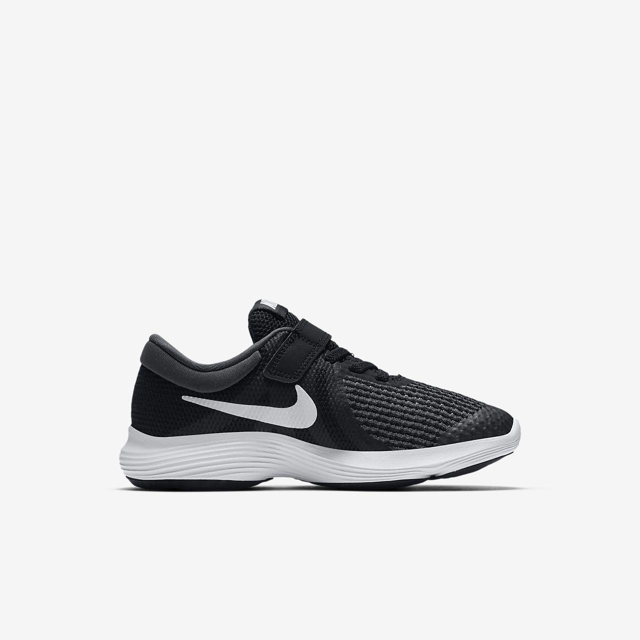 Nike Revolution 4 Schuh für jüngere Kinder - Schwarz E1kj4Ii