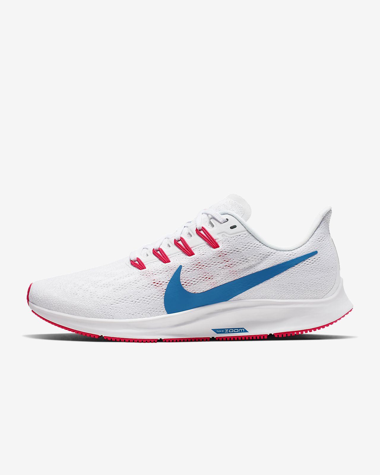 Nike Air Zoom Pegasus36 Gel男子跑步鞋
