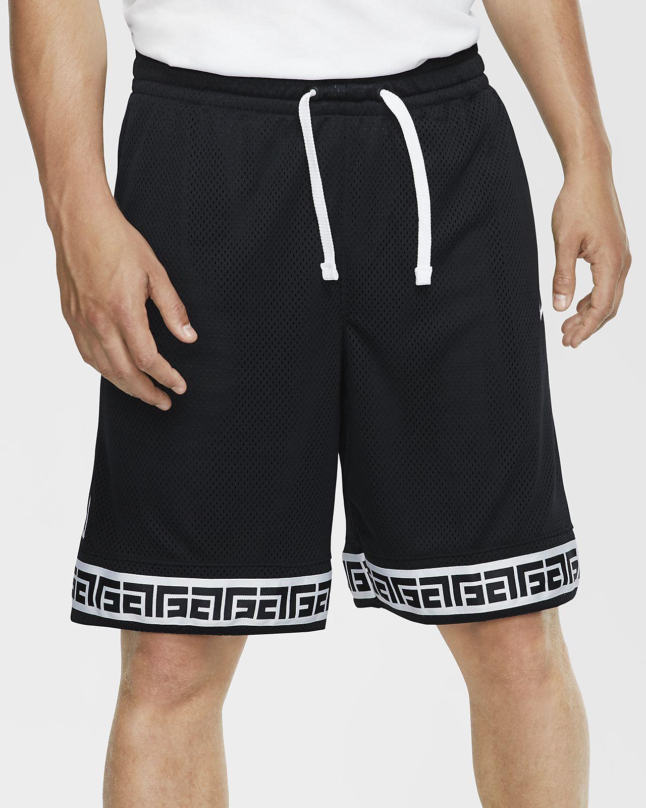 Shorts de básquetbol con logotipo para hombre Giannis