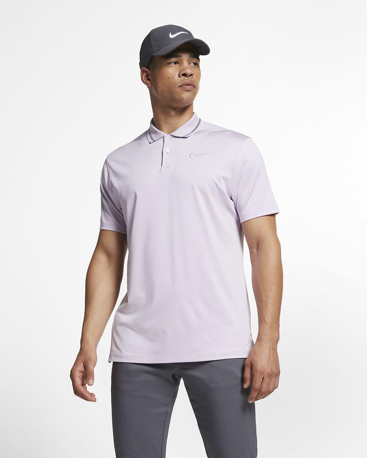 Polo de golf para hombre Nike Dri-FIT Vapor