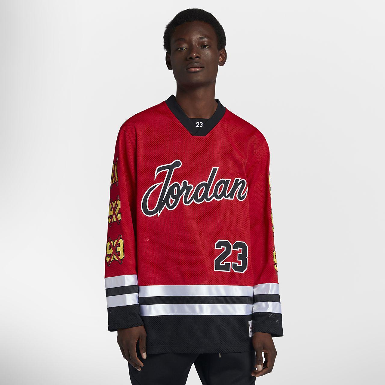 Jordan Sportswear Men s Hockey Jersey. Nike.com 762983d0d41