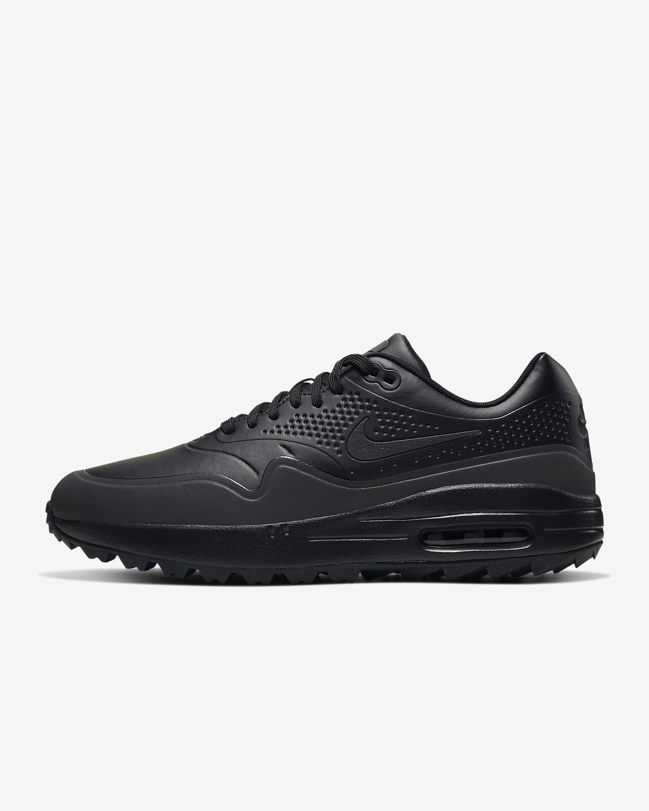 full black nike air max
