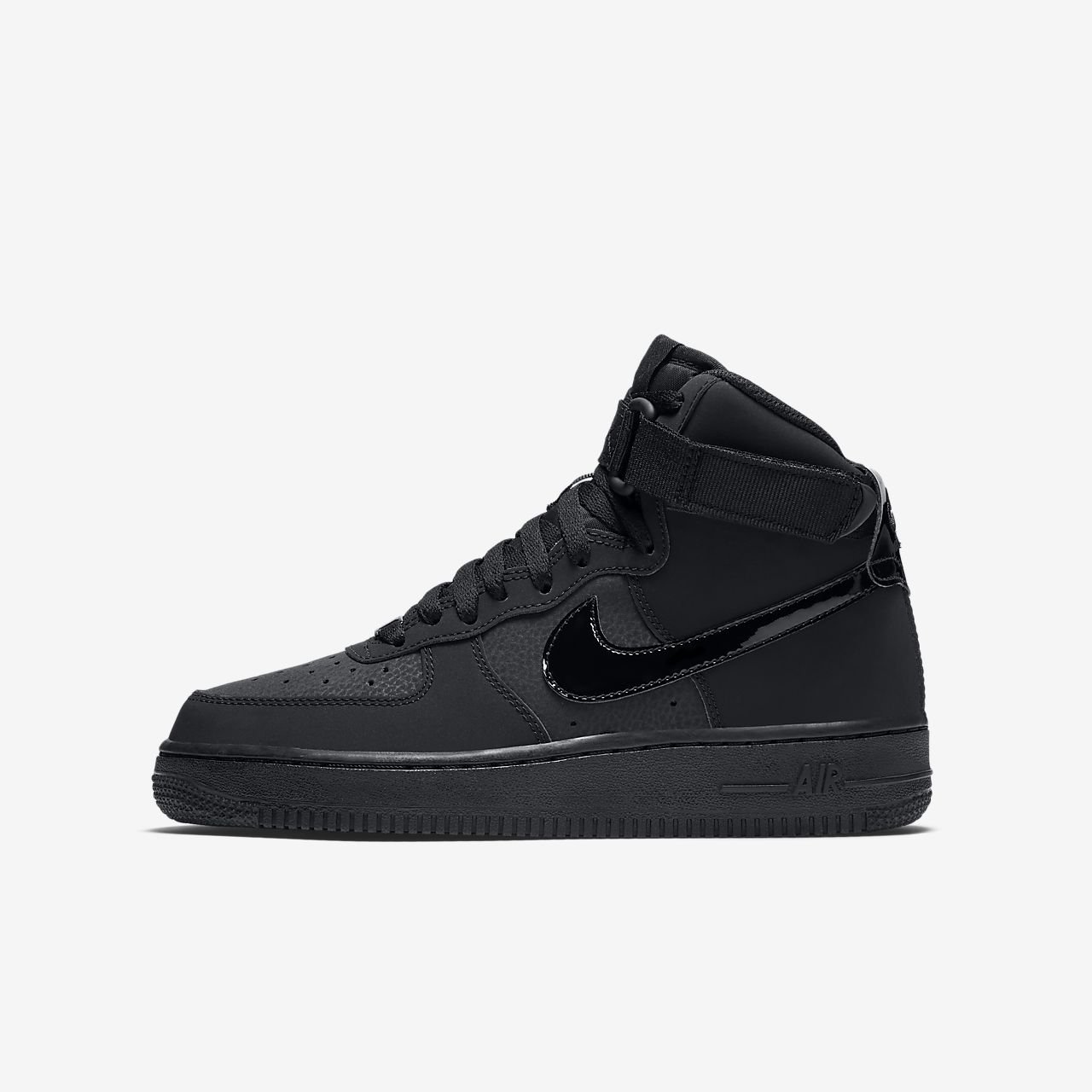 ab2fefb1 Nike Air Force 1 High Big Kids' Shoe