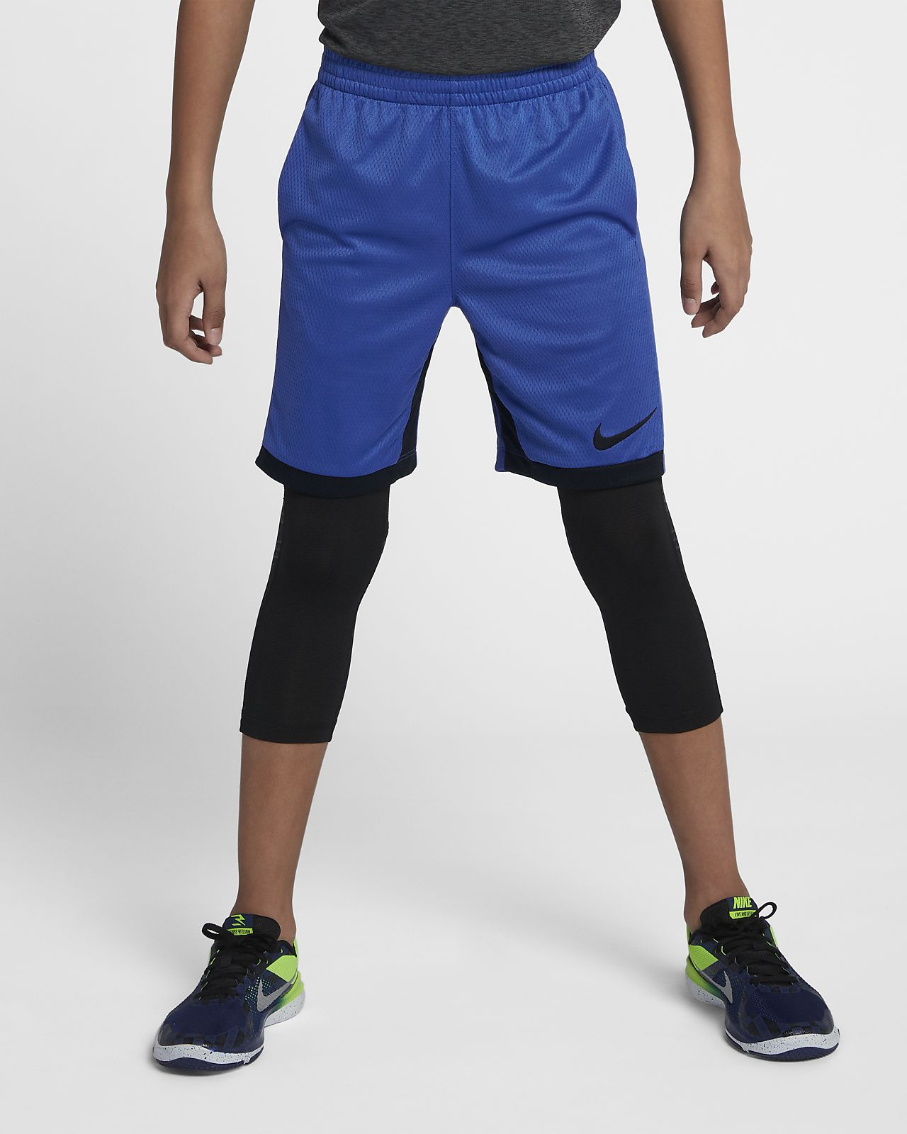 Nike Dri FIT Trophy Big Kids' (Boys') Training Shorts