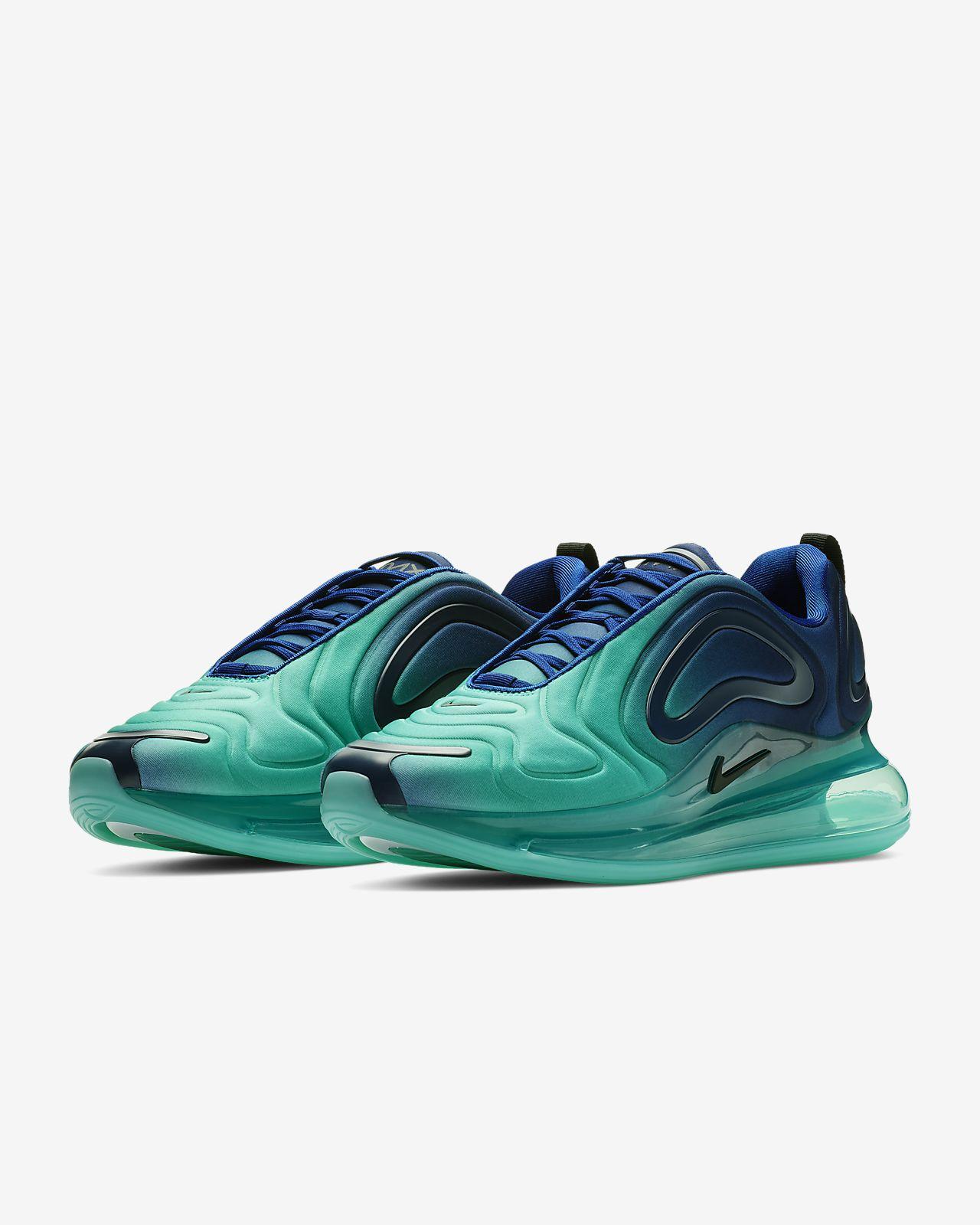 Nike Air Max 720 AO2924 400 Herren Schuhe Multi , Größe: EU