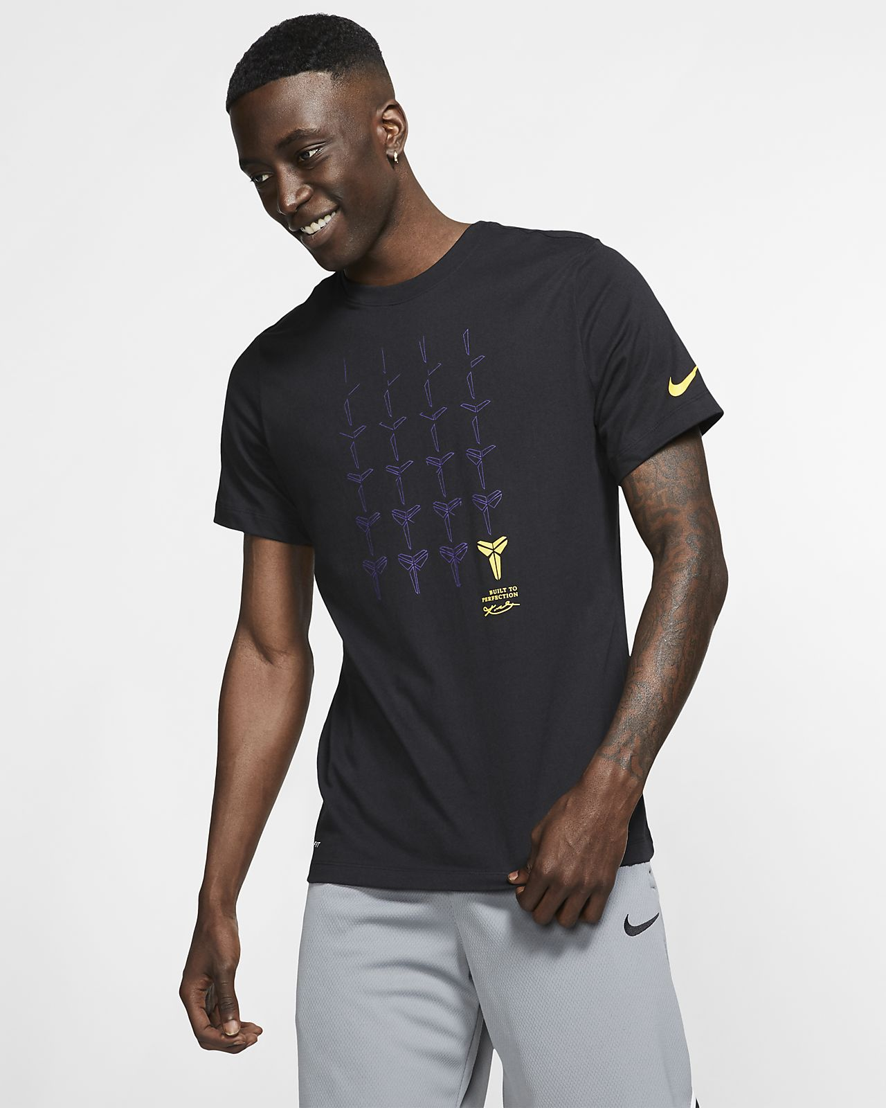 Nike Dri-FIT Kobe T-shirt voor heren
