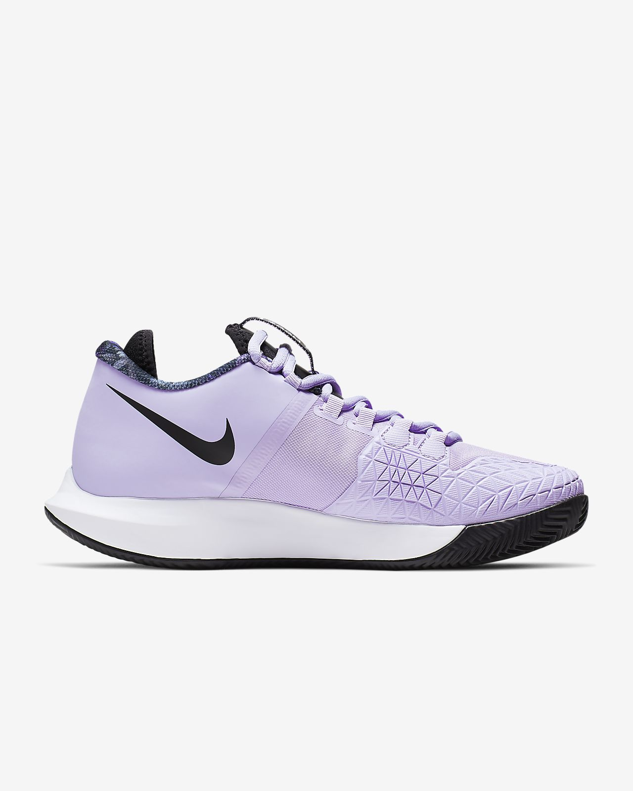 online retailer 5cdb5 91a36 NikeCourt Air Zoom Zero-tennissko til grus til kvinder. Nike.com DK