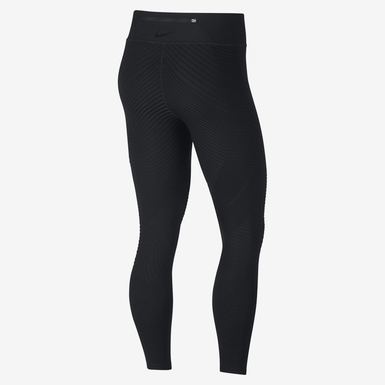 9efa7969fe03 Nike Epic Lux Women s Texture Mid-Rise Running Tights. Nike.com IE
