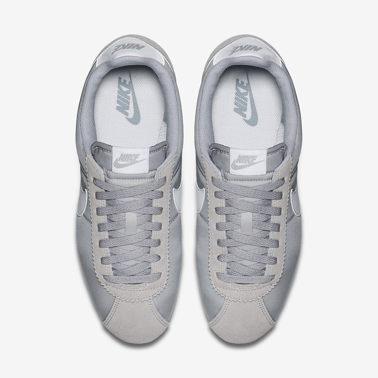 new styles 30ee6 798dd ... Chaussure mixte Nike Classic Cortez Nylon