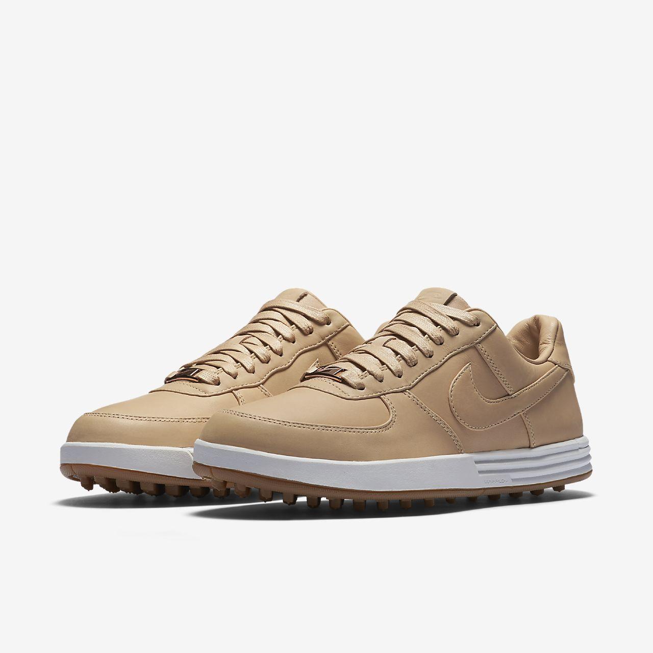 ... Nike Lunar Force 1 G Premium Mens Golf Shoe