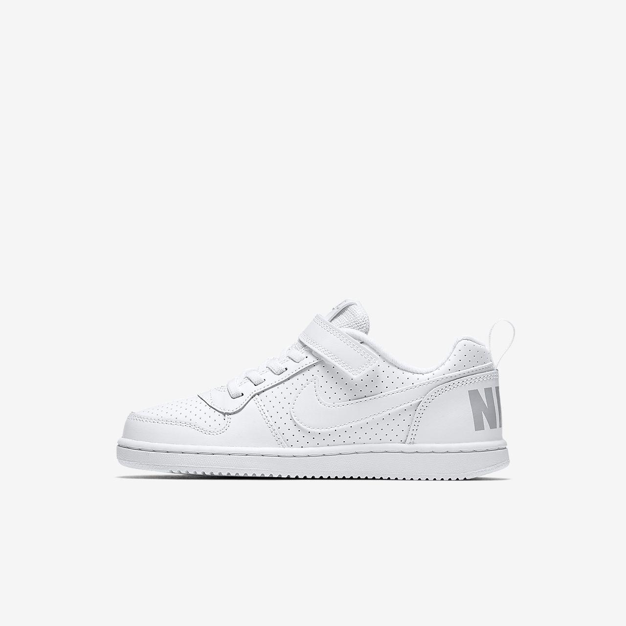 NikeCourt Borough Low Schuh für jüngere Kinder