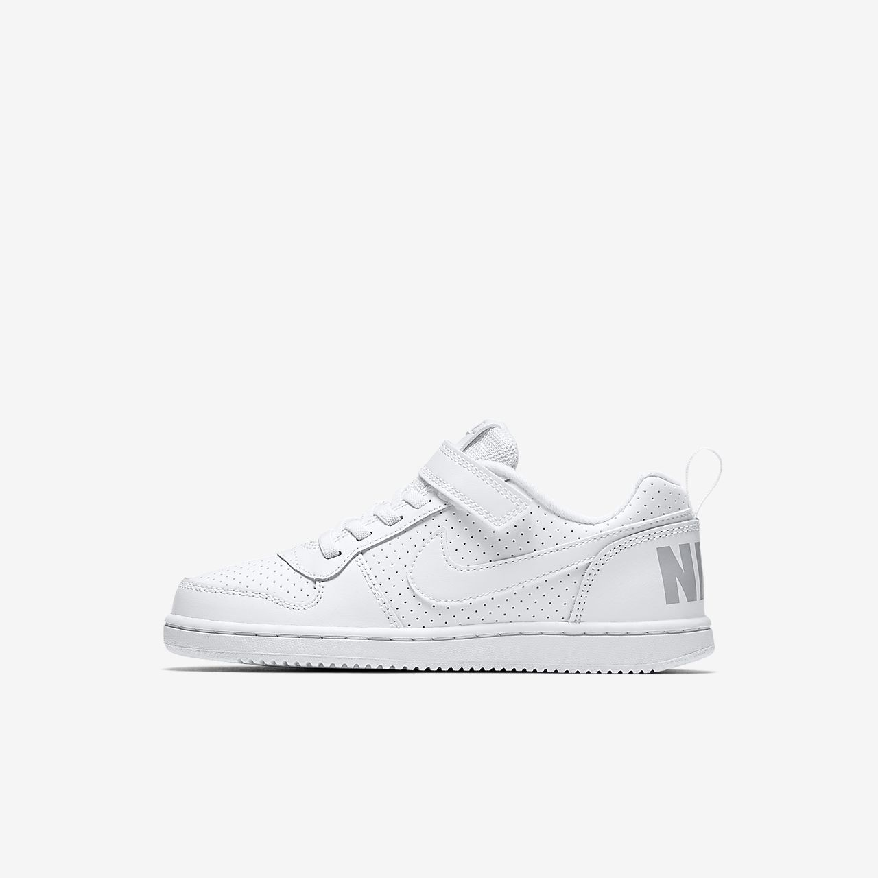 NikeCourt Borough Low Younger Kids' Shoe