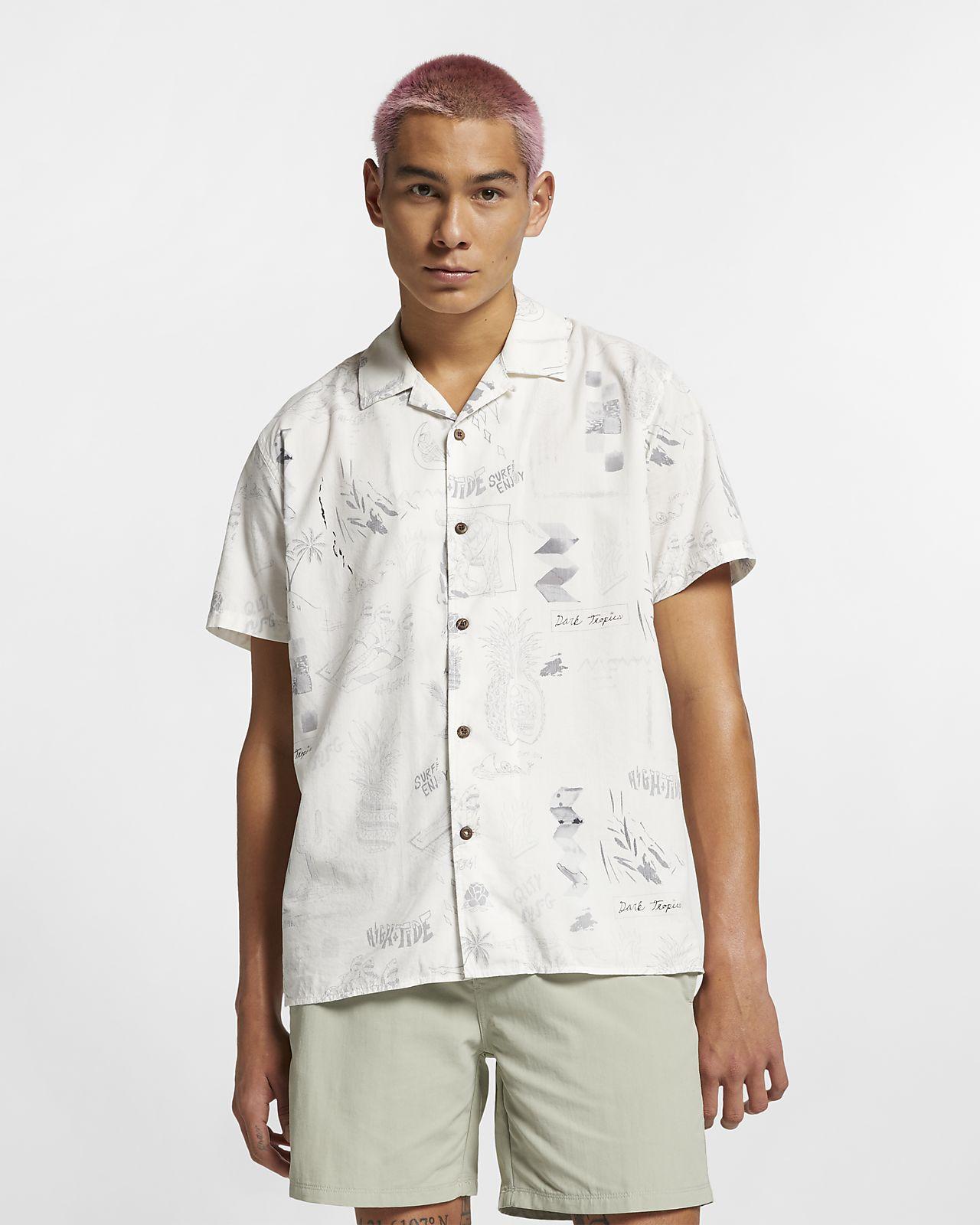 Hurley Doom Men's Short-Sleeve Shirt