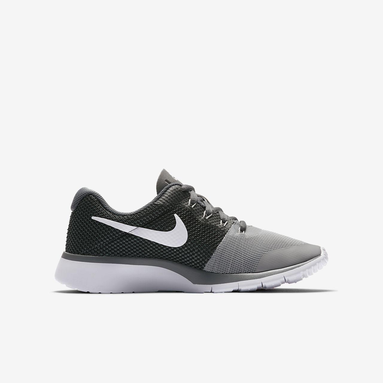 Nike Youth Tanjun Black Grey Mesh Trainers 36.5 EU VQodq9rZ7v