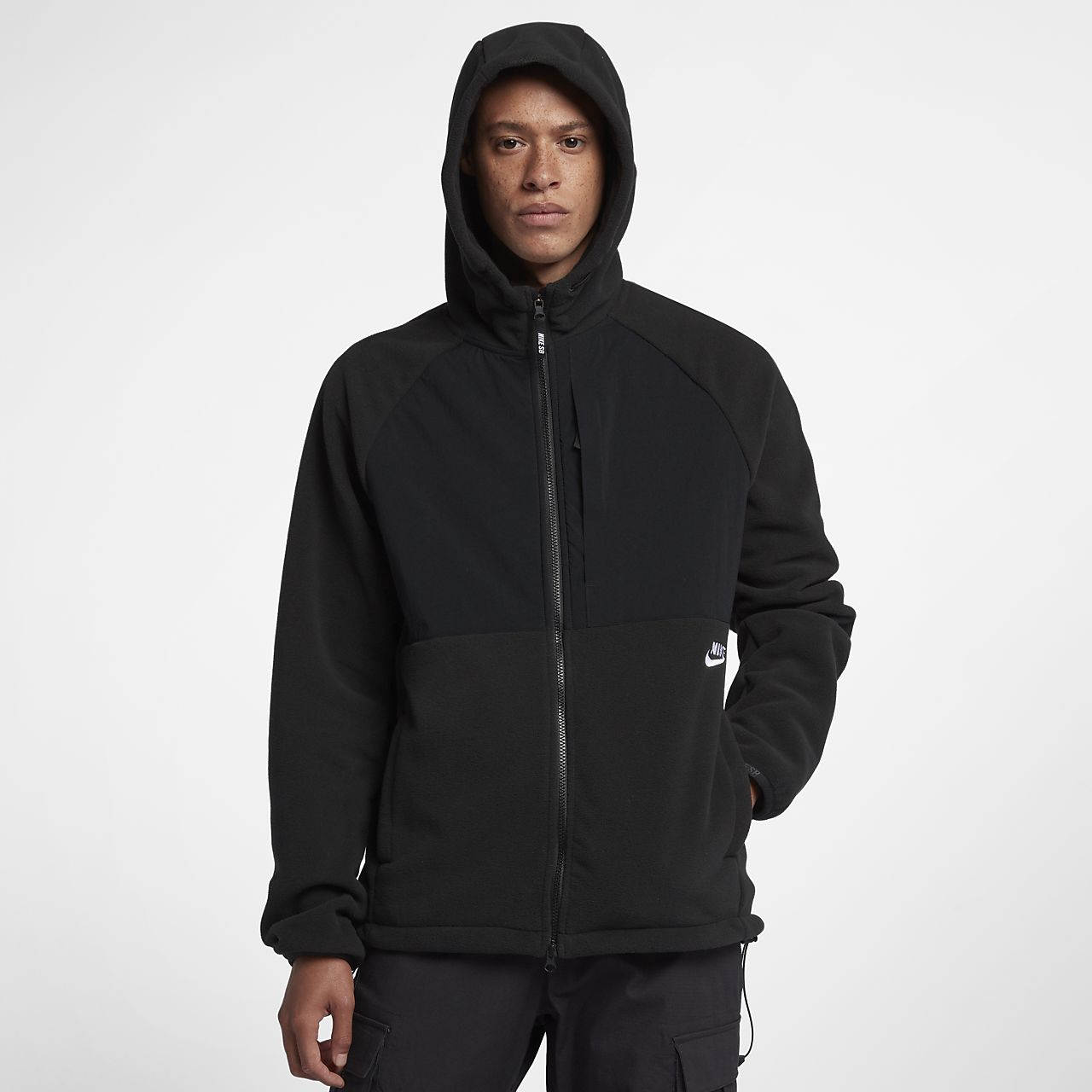 Nike SB Winterized Men s Full-Zip Skate Hoodie. Nike.com 1ce86000a