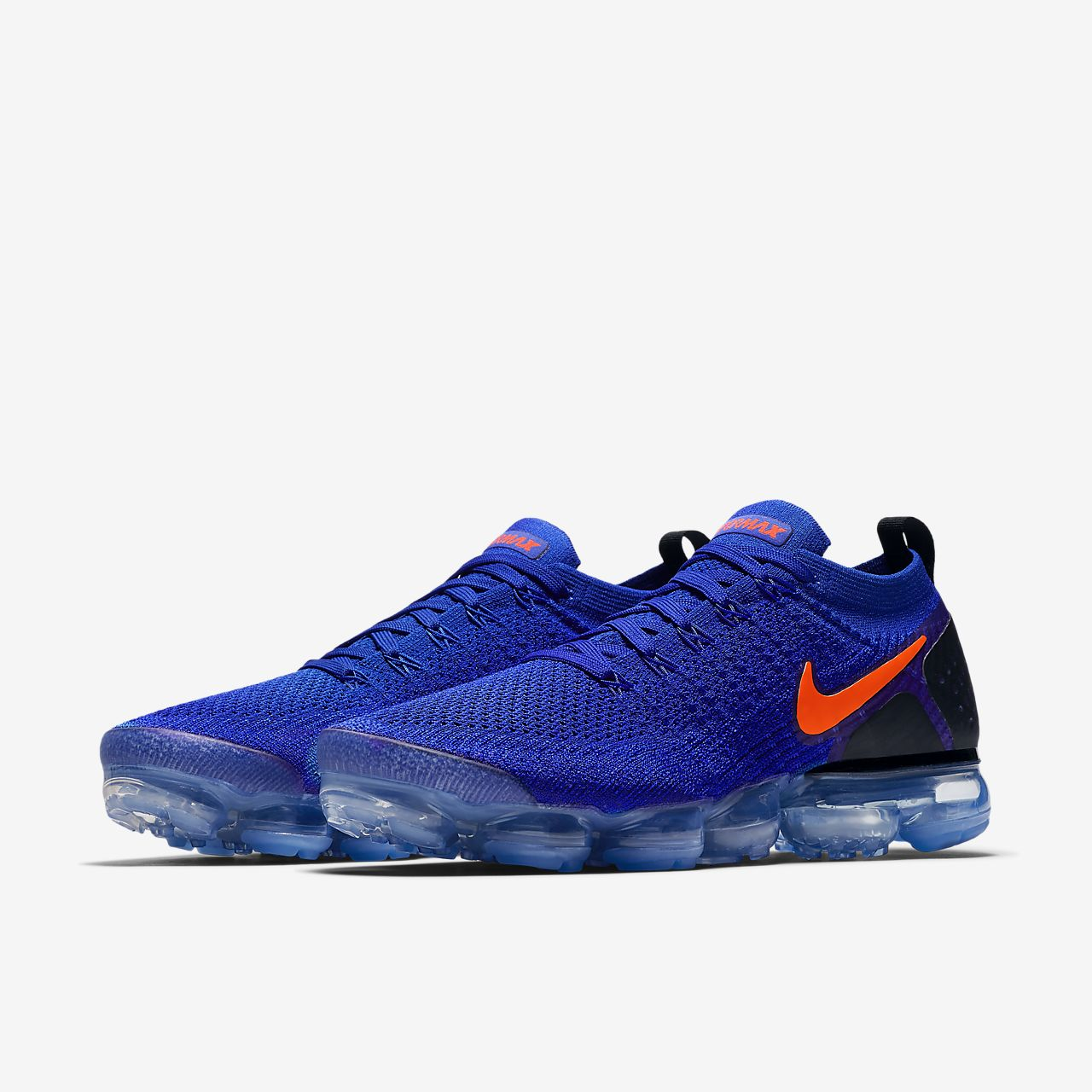 05288644a48cc Nike Air Vapormax Flyknit 2 Mens 942842-400 Racer Blue Running Shoes Size 12