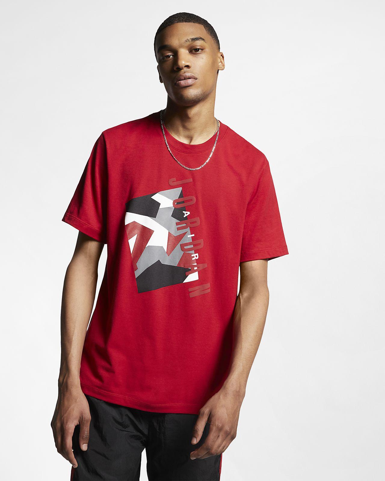 Jordan Pattern Men's T-Shirt