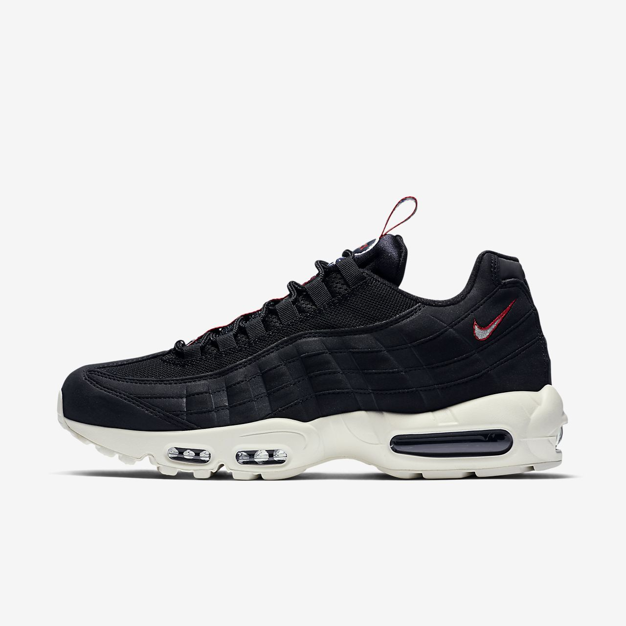 nike air max 95 sort. Black Bedroom Furniture Sets. Home Design Ideas