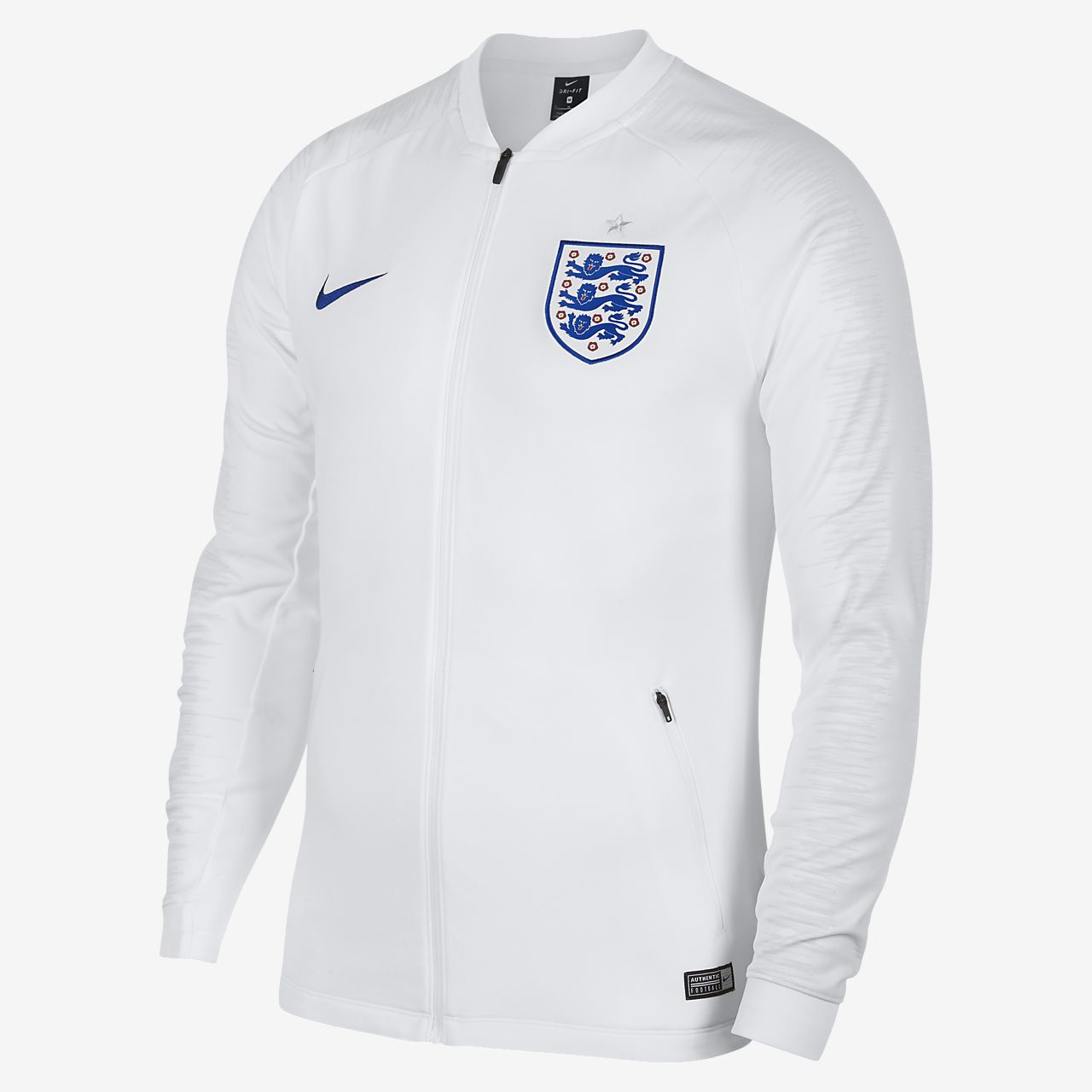Fotbollsjacka England Anthem för män