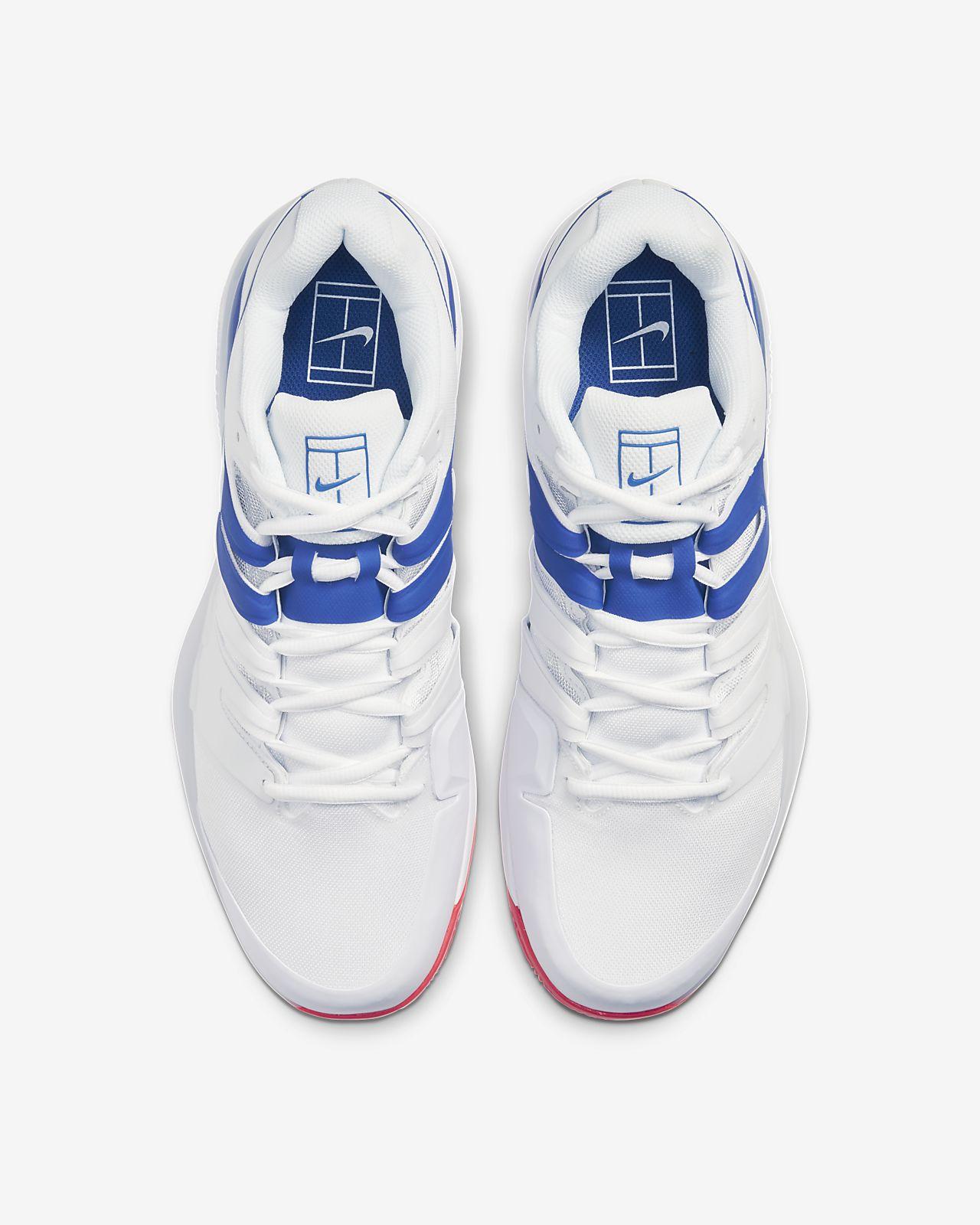 NikeCourt Air Zoom Vapor X Zapatillas de tenis para tierra batida Hombre