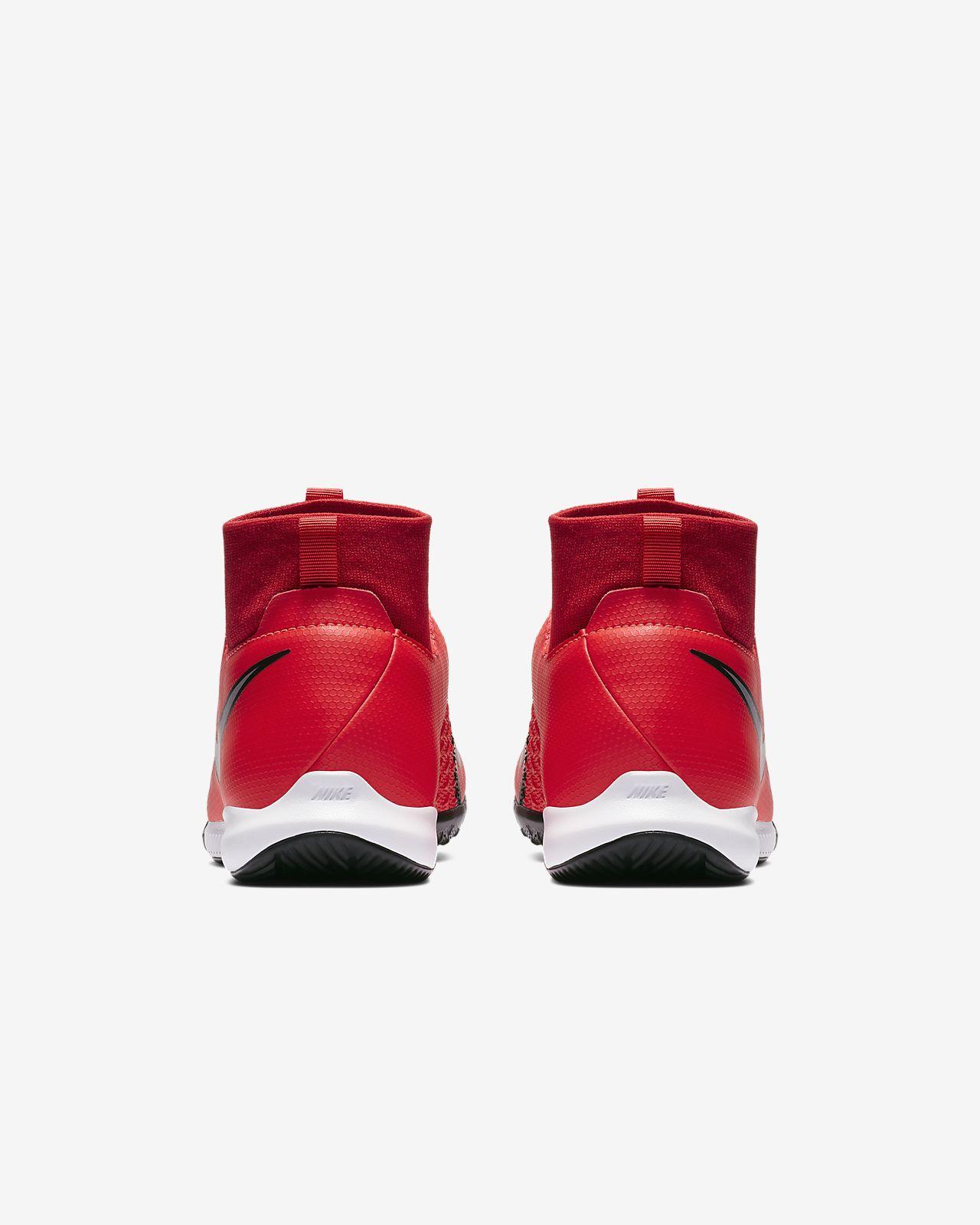 detailed pictures c4dfb 328ed ... Nike Jr. Phantom Vision Academy Dynamic Fit IC-indendørs fodboldstøvle  til børn