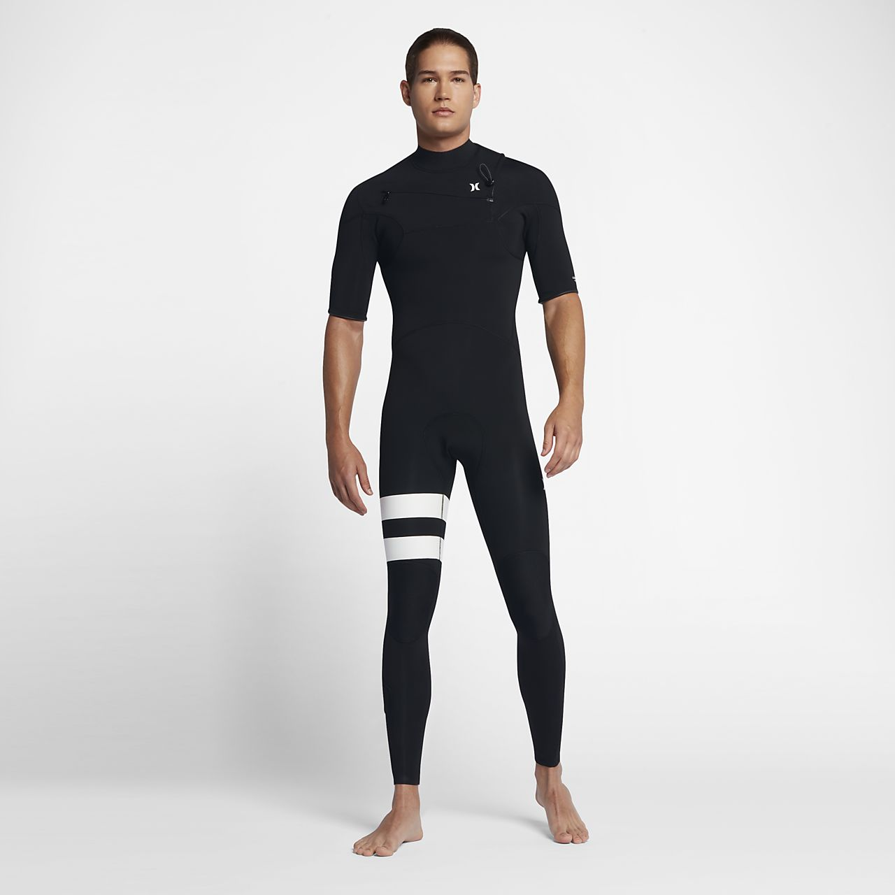 Hurley Advantage Plus 2/2mm Fullsuit Men's Short-Sleeve Wetsuit