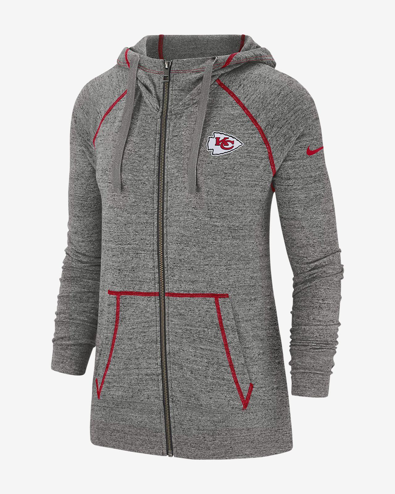 ac8352a2d5d Nike Gym Vintage (NFL Chiefs) Women's Full-Zip Hoodie. Nike.com