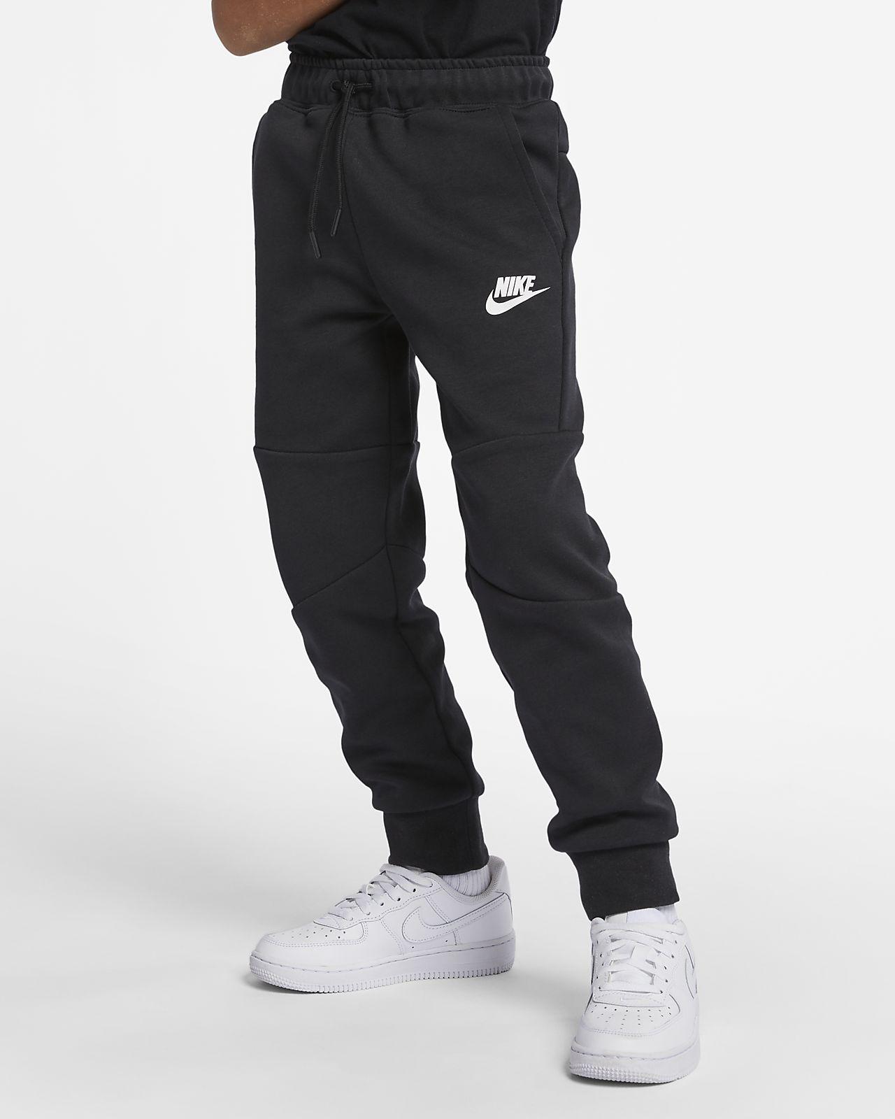buena textura comprar genuino venta caliente real Nike Tech Fleece Pantalón - Niño/a pequeño/a