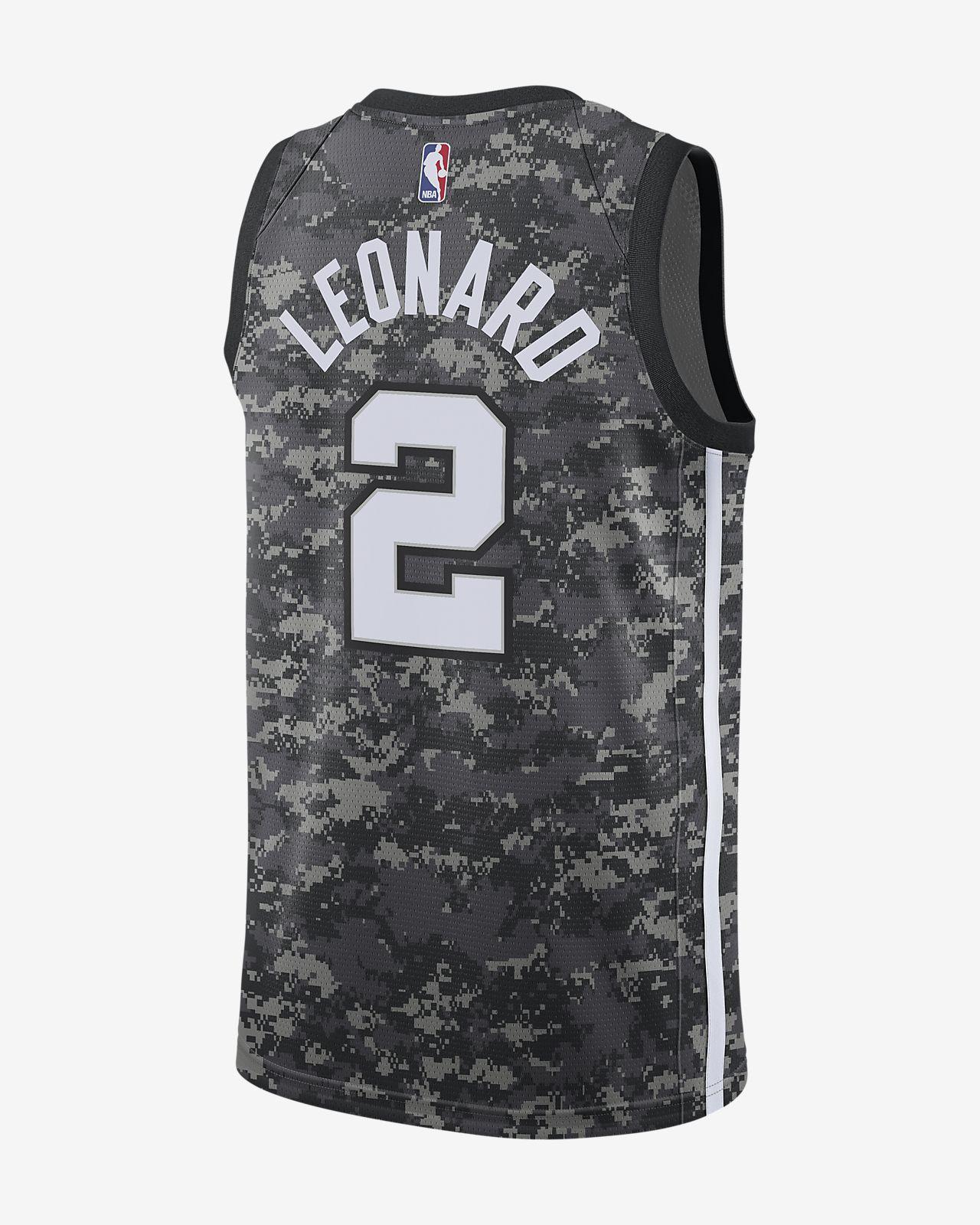 ... Kawhi Leonard City Edition Swingman Jersey (San Antonio Spurs) Men s  Nike NBA Jersey 48927b4ac