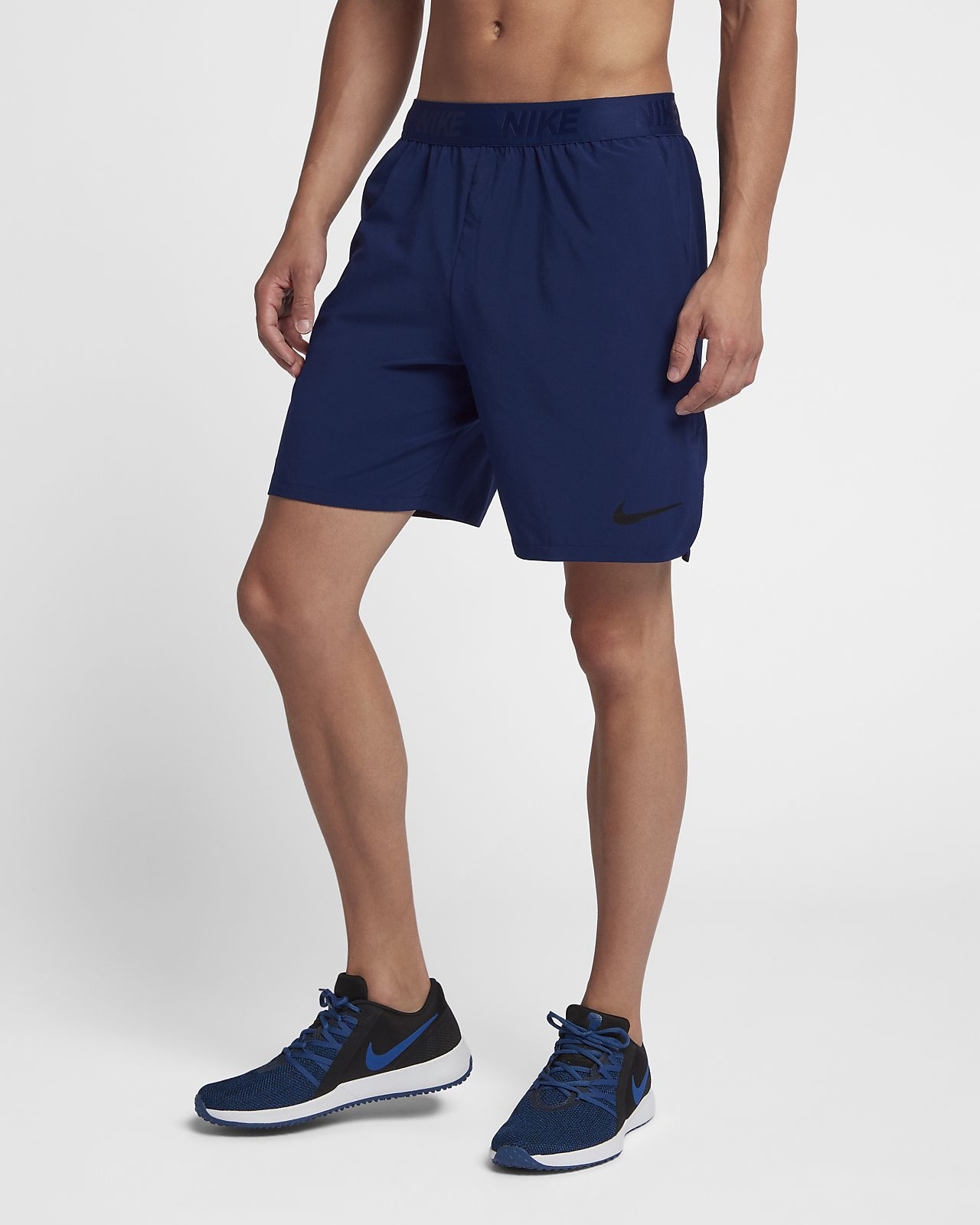 Nike Flex 20,5 cm-es férfi edzőrövidnadrág
