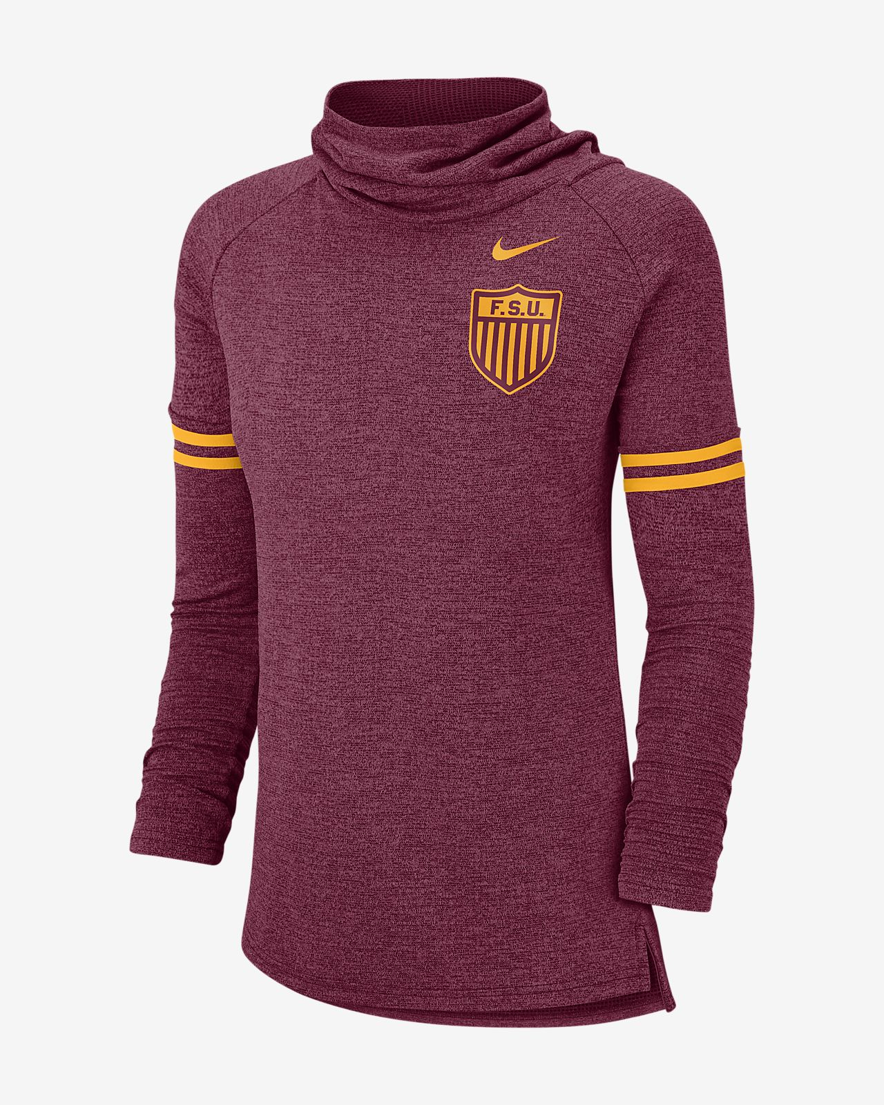 Nike College (Florida State) Women's Long Sleeve Top